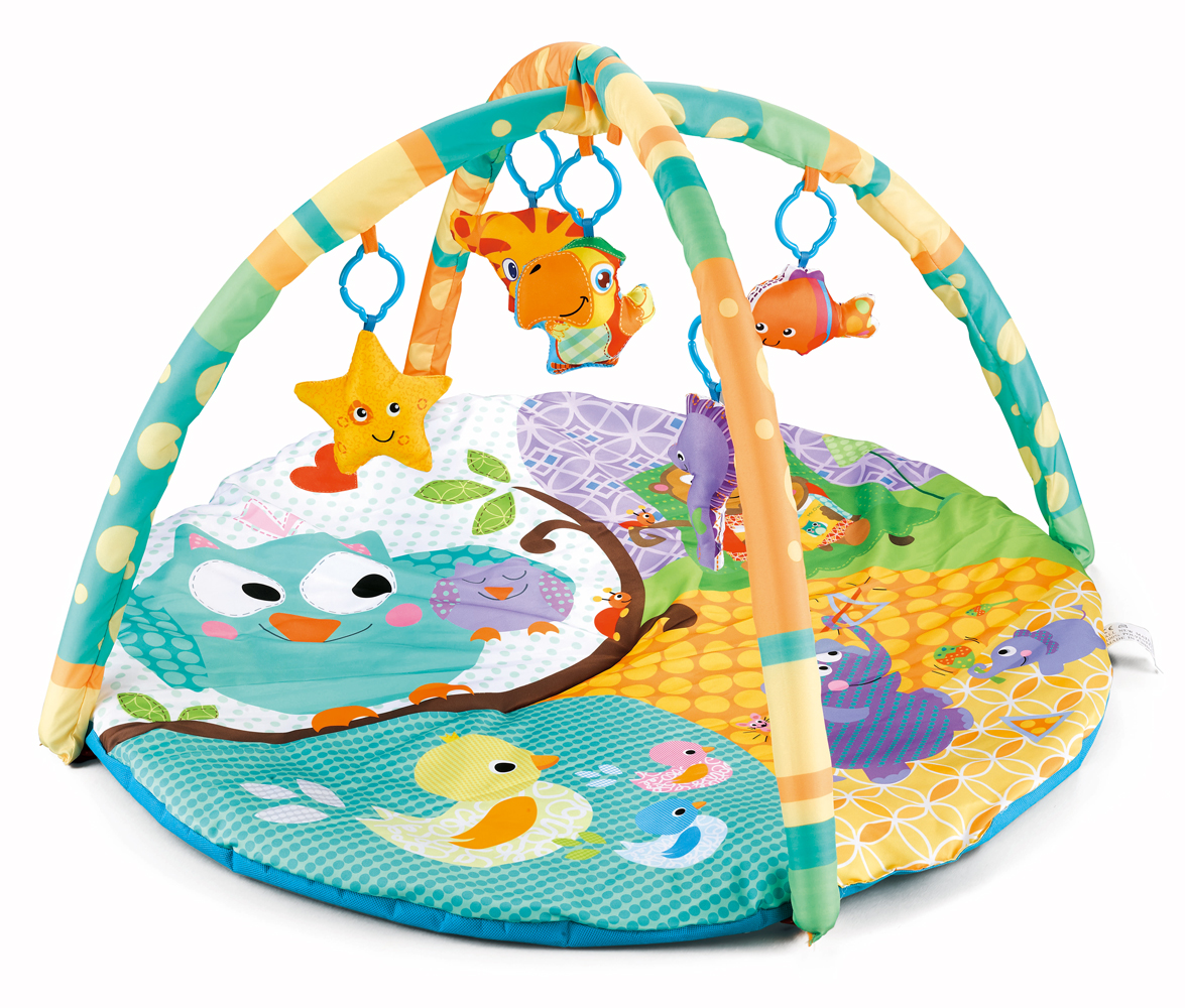 Mothercare | R For Rabbit First Play Tweet Play Gym Multicolour