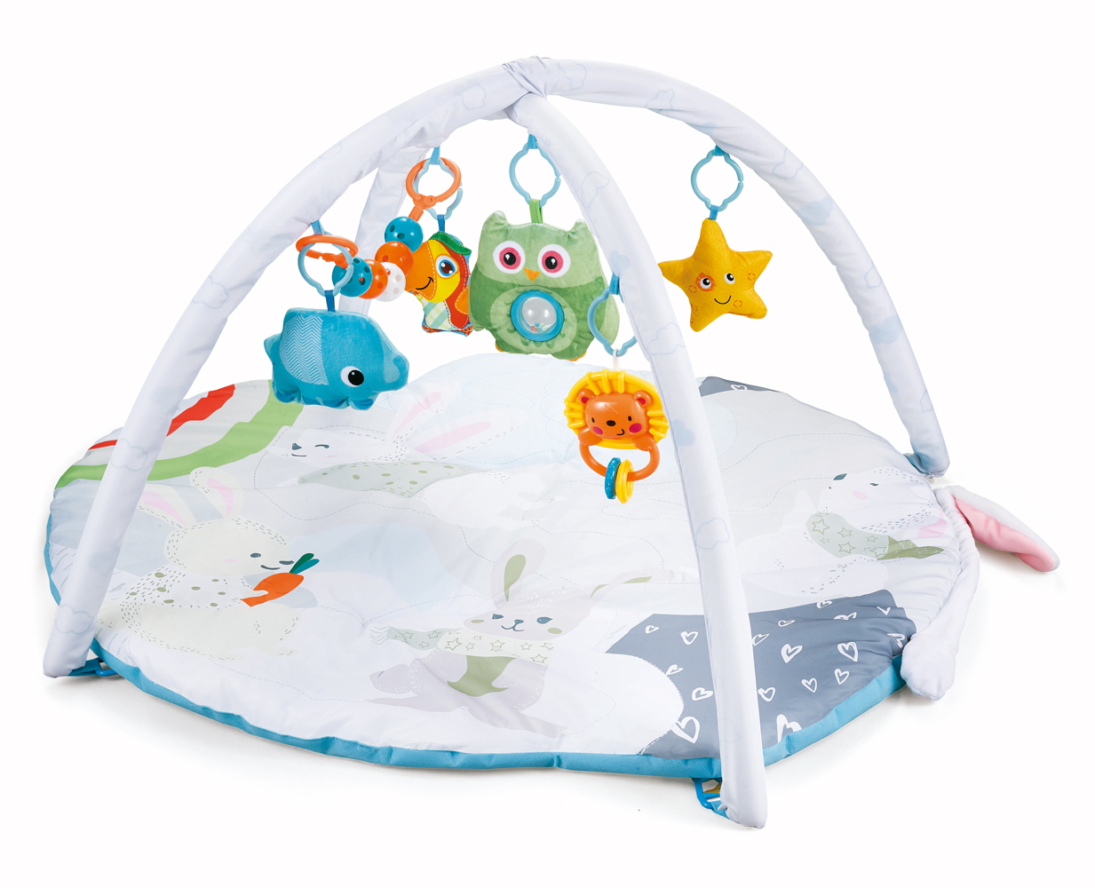 Mothercare | R For Rabbit First Play Rabbit Play Gym Multicolour