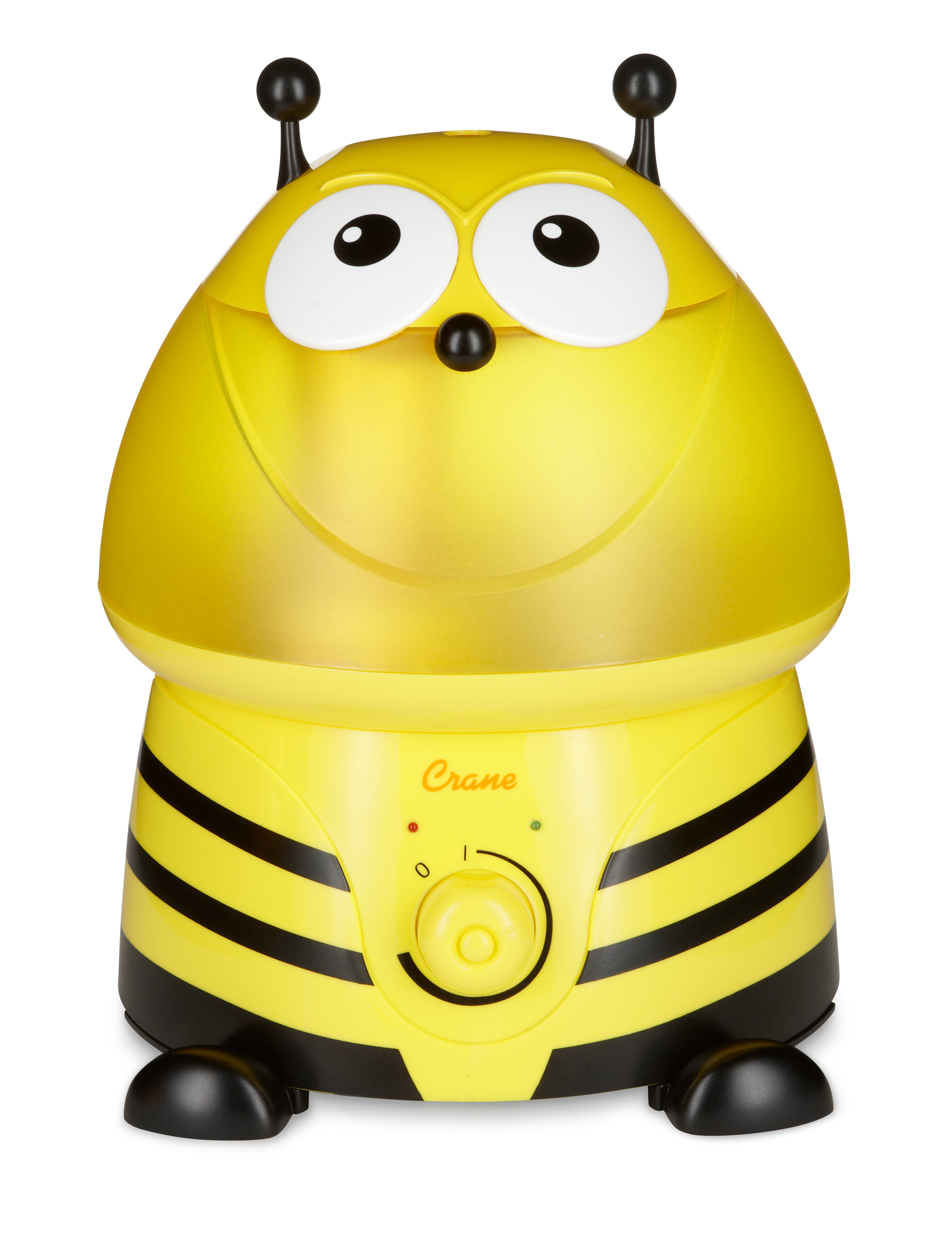 Mothercare | Crane Bumble Bee Cool Mist Humidifier Yellow