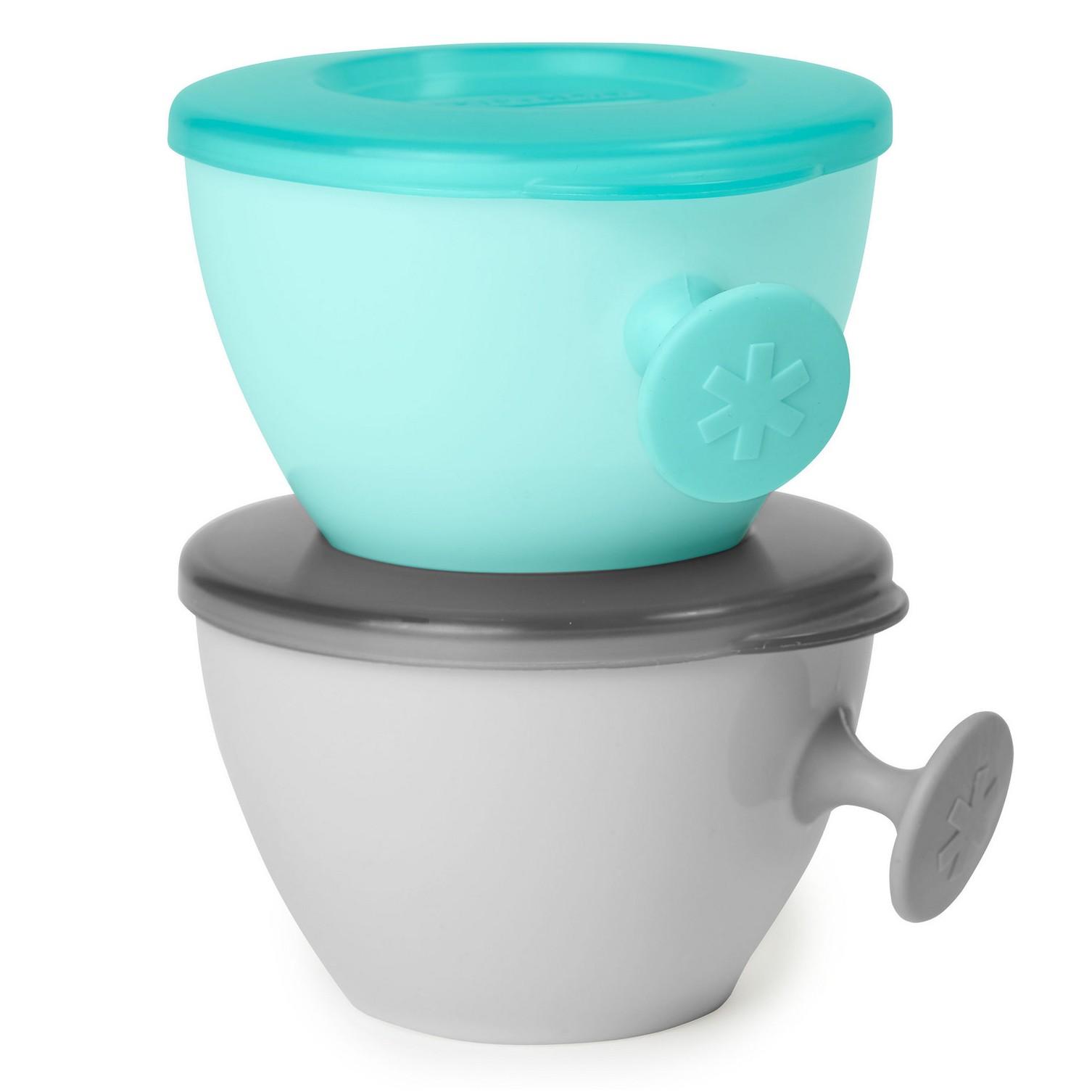 Skiphop | Skip Hop Easy-Grab Bowls Grey