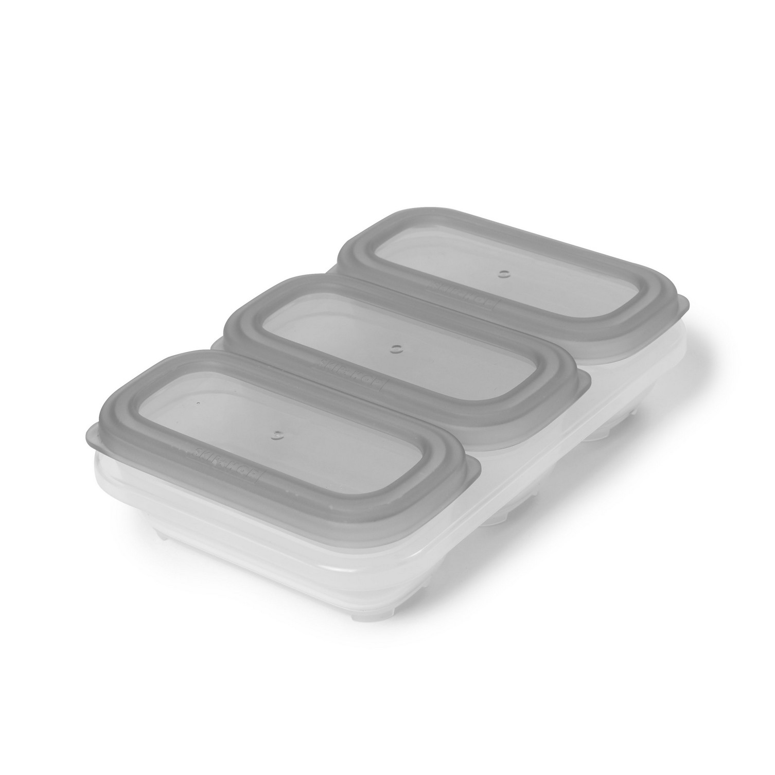 Skiphop | Skip Hop 4Oz Containers Grey