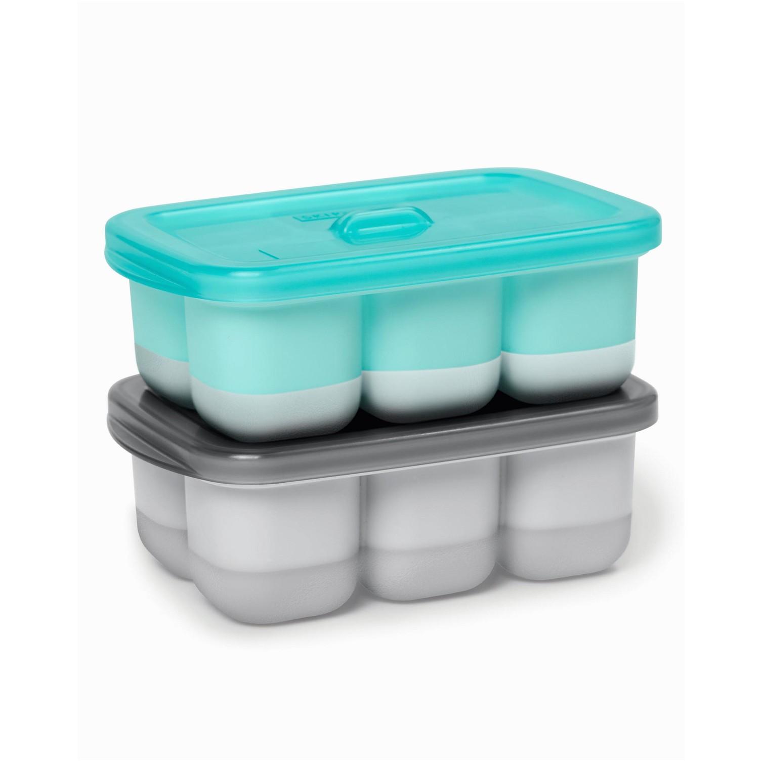 Skiphop | Skip Hop Easy-Fill Freezer Trays Teal