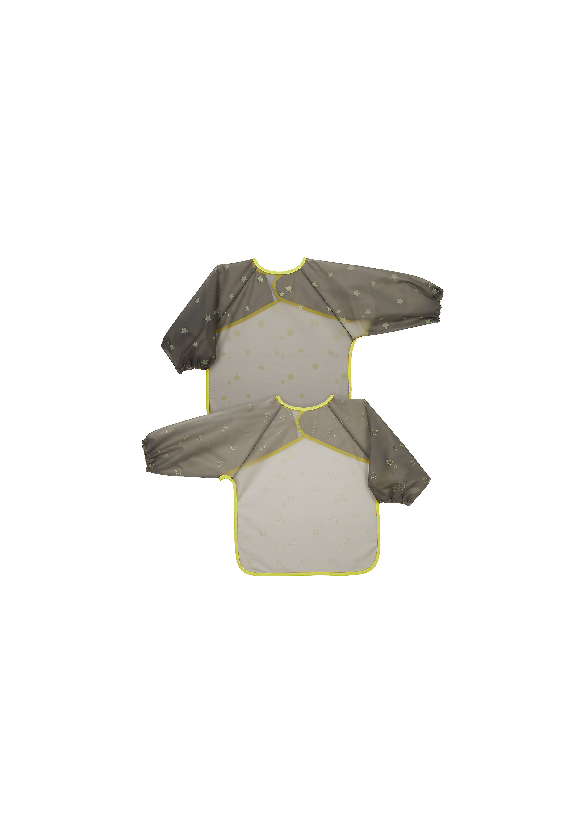 Mothercare | Mothercare Toddler Neon Star Pack of 2 Peva Yellow