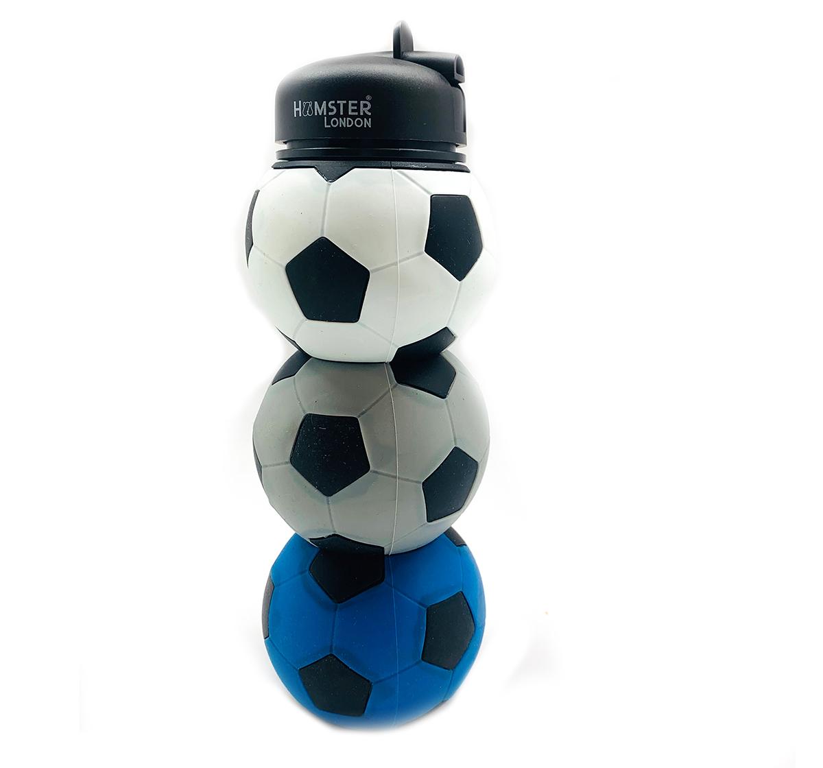 Hamster London | Hamster London Football Bottle for Kids age 3Y+, Blue