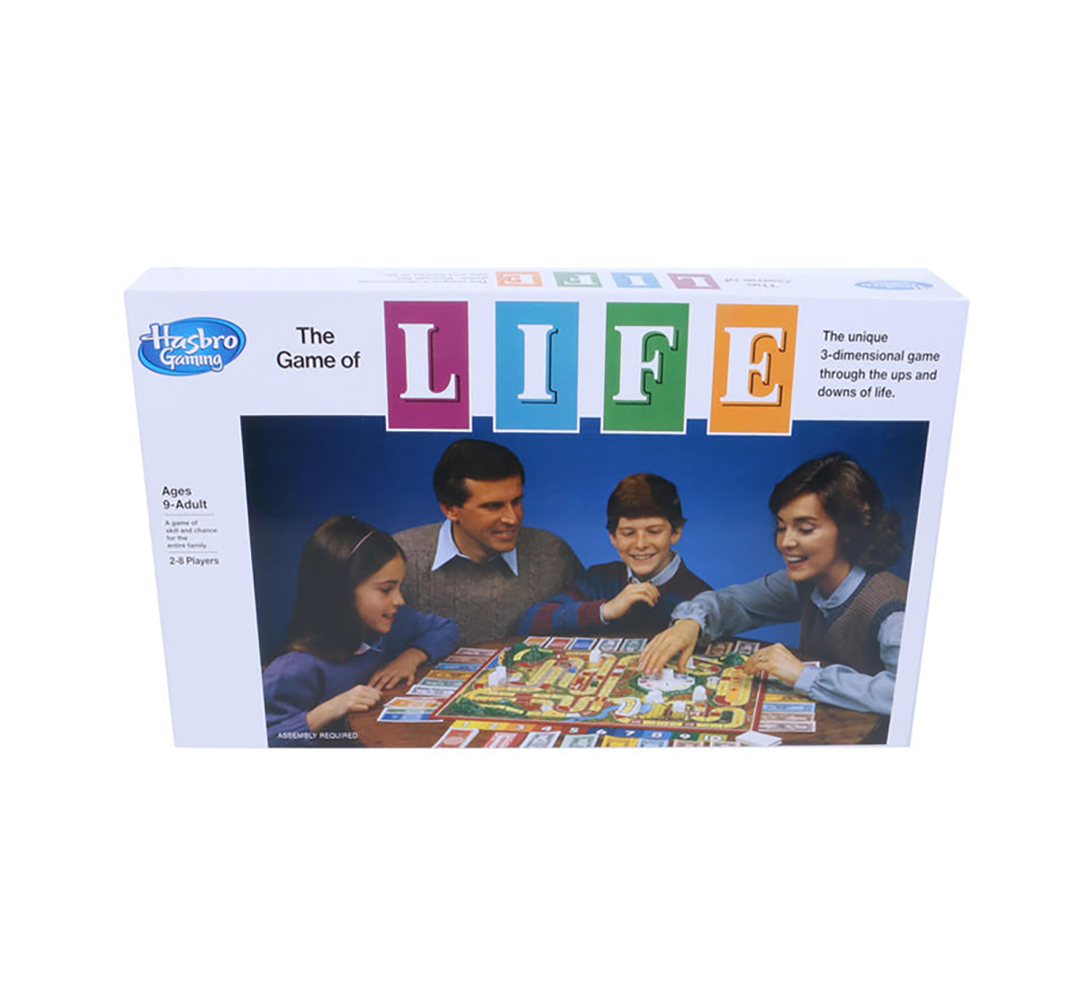 Hasbro Gaming | Hasbro The Game Of Life Board Game For Families And Kids Board Games for Kids age 8Y+