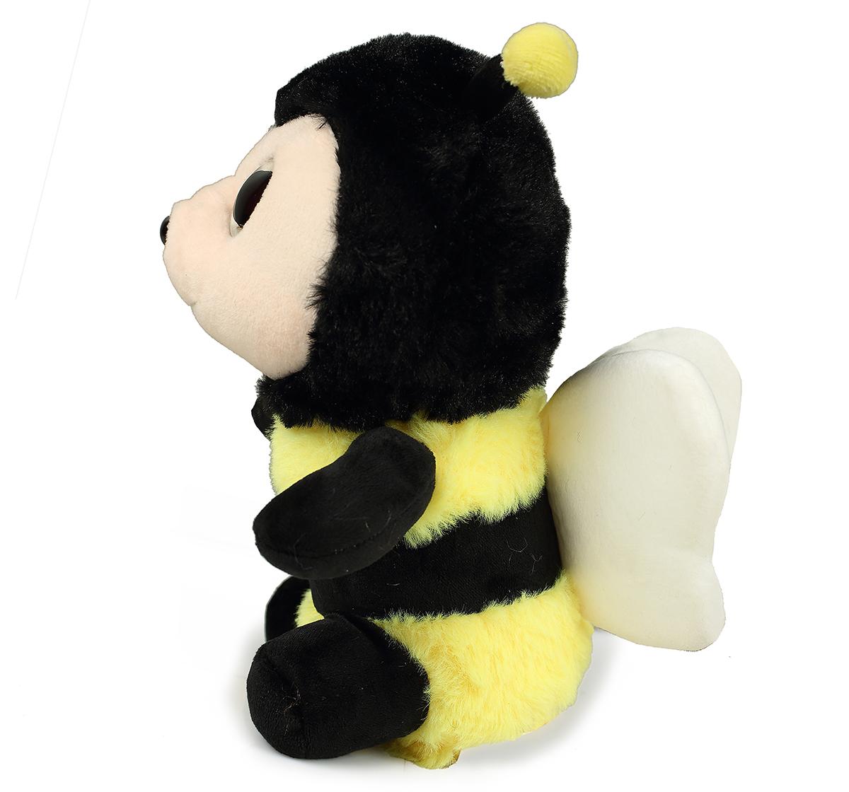 Soft Buddies | Soft Buddies Big Eyes Honeybee 20Cm, Unisex, 9M+ (Multicolor)