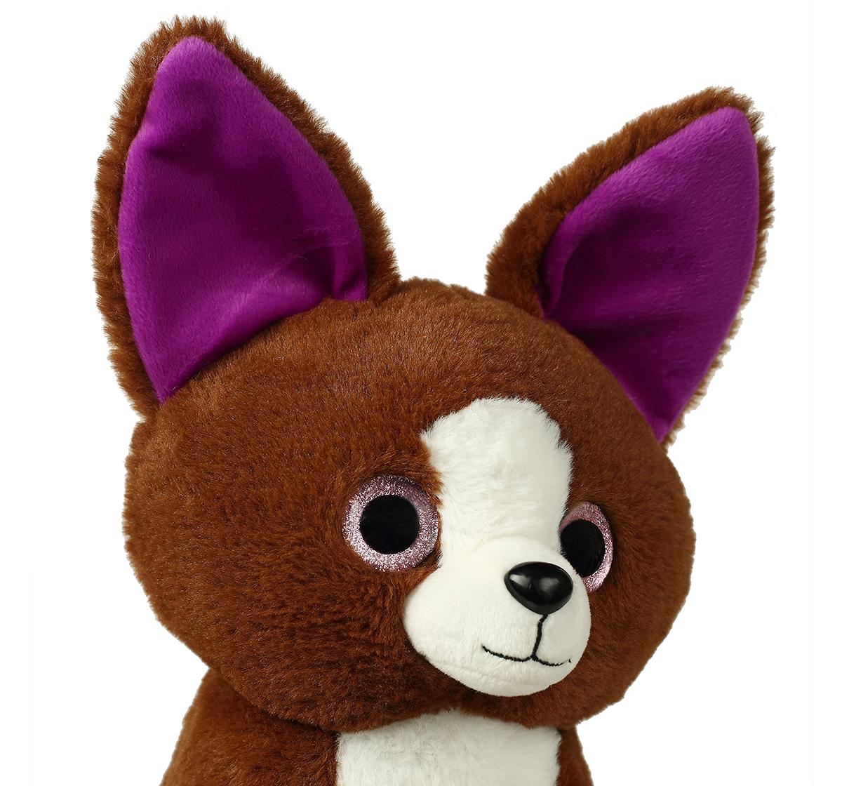 Soft Buddies | Soft Buddies Big Eyes Chihuahua 30Cm, Unisex, 9M+ (Multicolor)