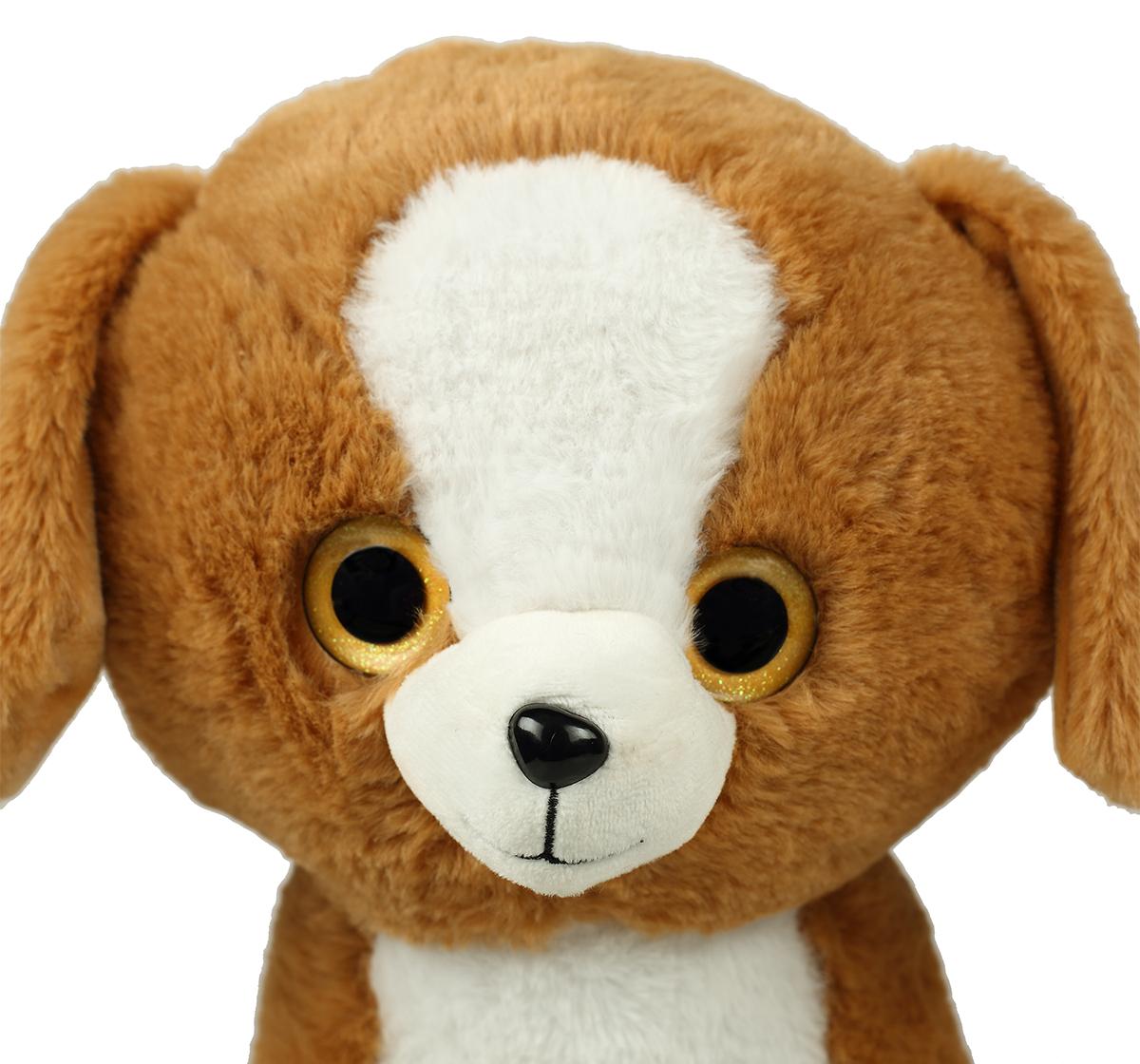 Soft Buddies | Soft Buddies Big Eyes Dog 30Cm, Unisex, 9M+ (Multicolor)