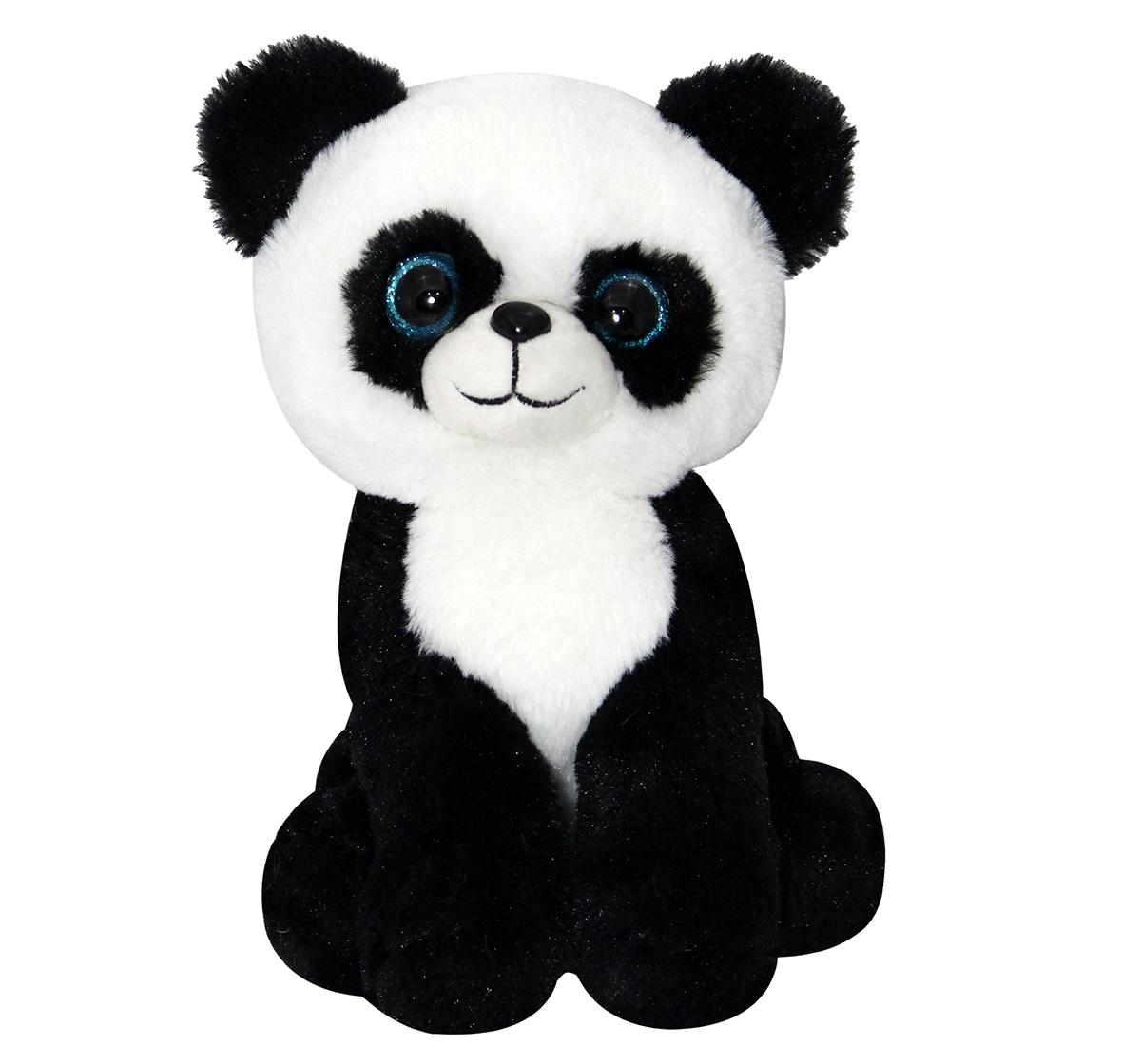 Soft Buddies | Soft Buddies Big Eyes Sitting Panda 30Cm, Unisex, 9M+ (Multicolor)