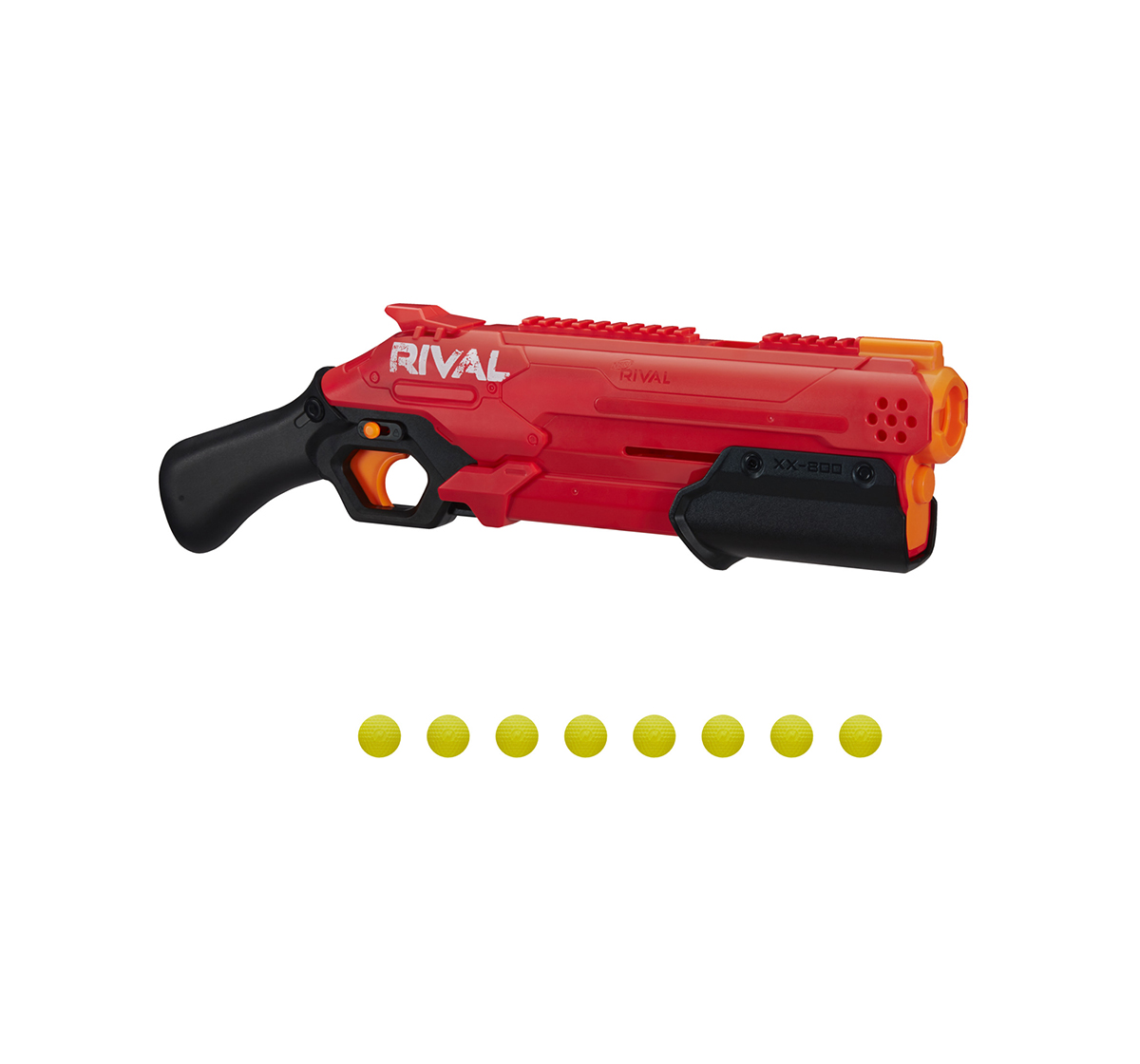 Nerf | Nerf Rival Takedown XX-800 Blaster Toy Gun Blasters for Kids age 14Y+