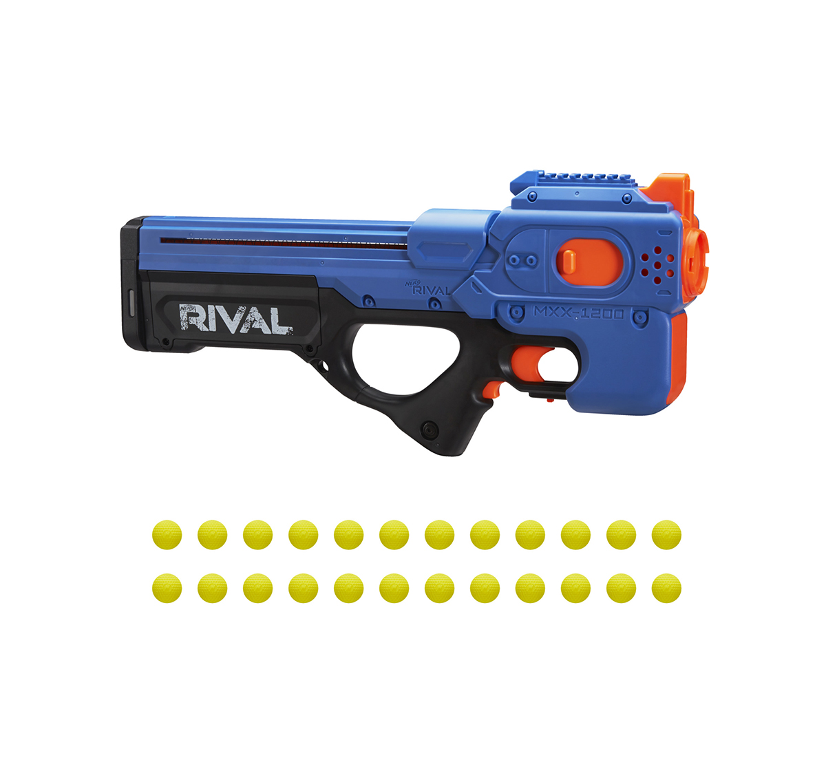 Nerf | Nerf Rival Charger MXX-1200 Blaster Toy Gun Blasters for Kids age 14Y+