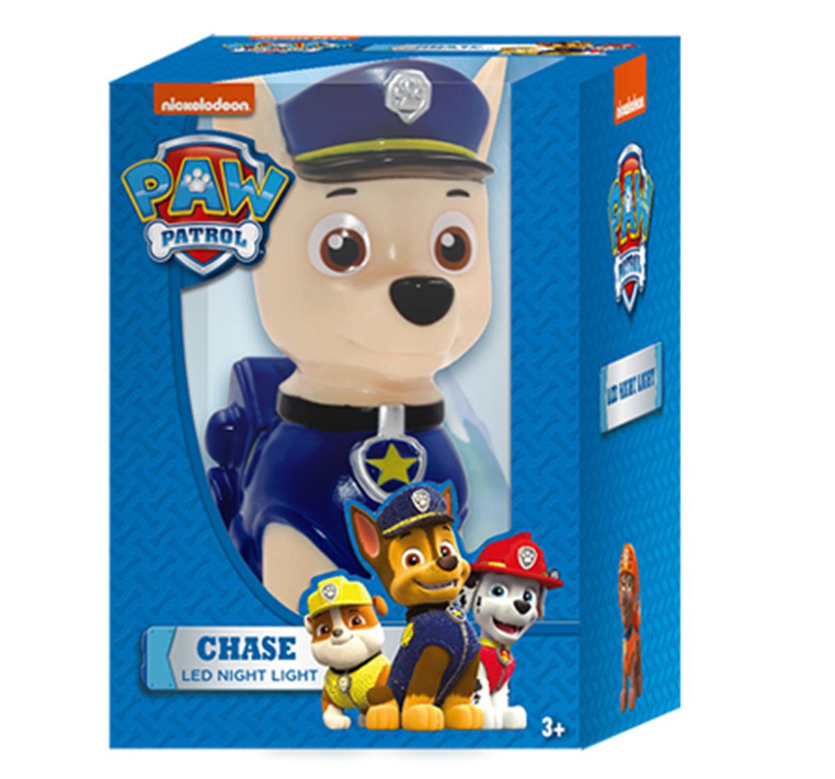 Paw Patrol   Paw Patrol Toys Chase Night Light, Boys, 3Y+ (Multicolor)