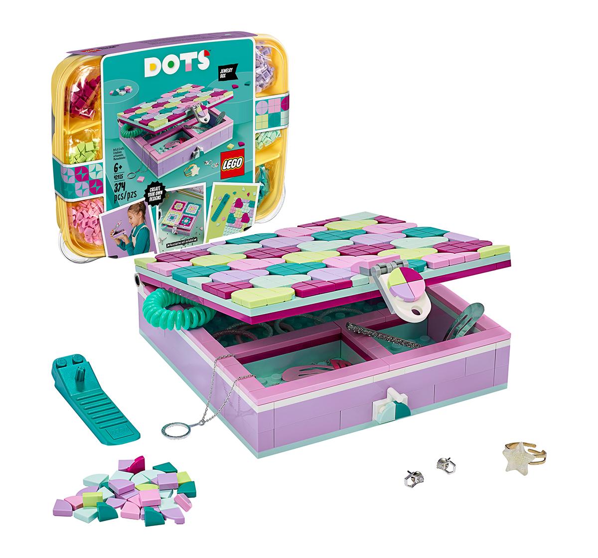 LEGO | LEGO DOTS Jewelry Box 41915 Lego Blocks for Girls age 6Y+