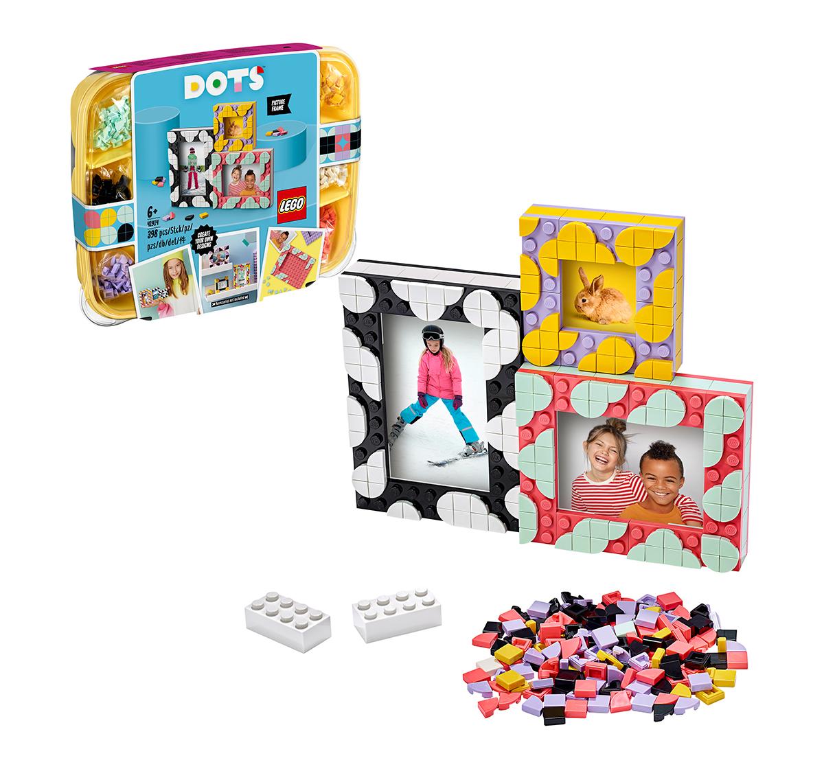 LEGO | LEGO 41914 Creative Picture Frames Lego Blocks for Girls age 6Y+