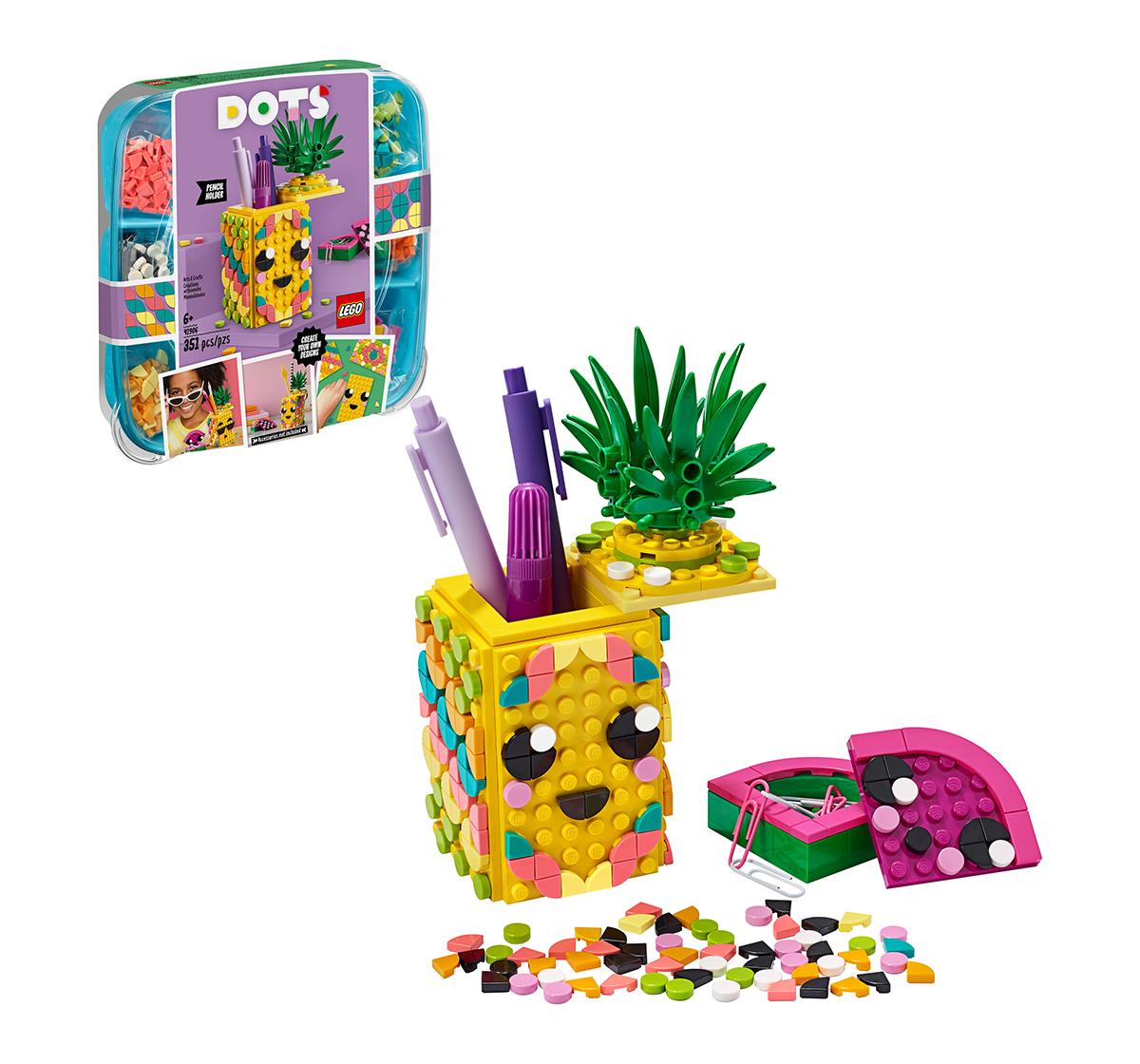 LEGO | LEGO 41906 Pineapple Pencil Holder Lego Blocks for Girls age 6Y+