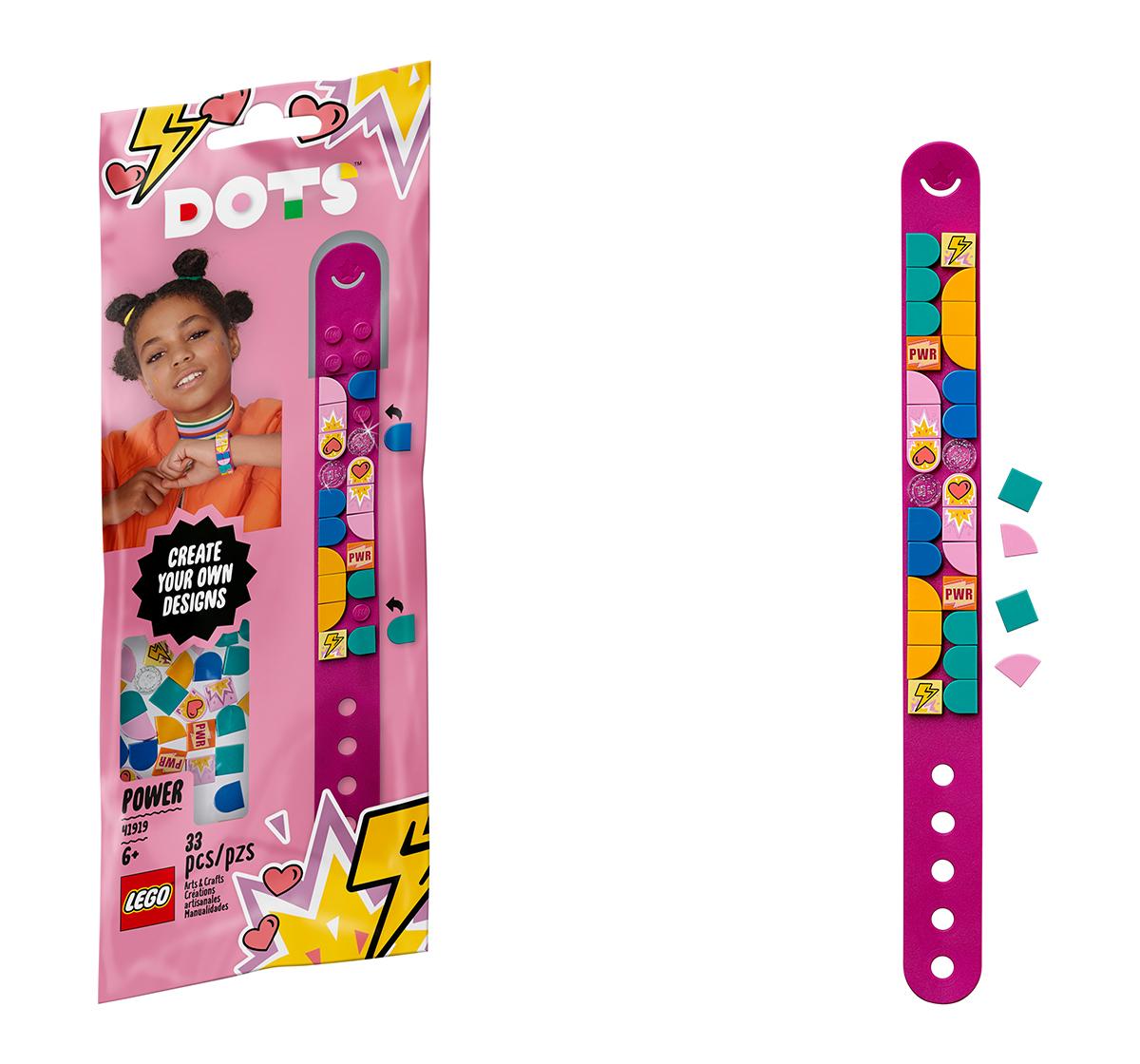 LEGO | LEGO 41919 Power Bracelet Lego Blocks for Girls age 6Y+