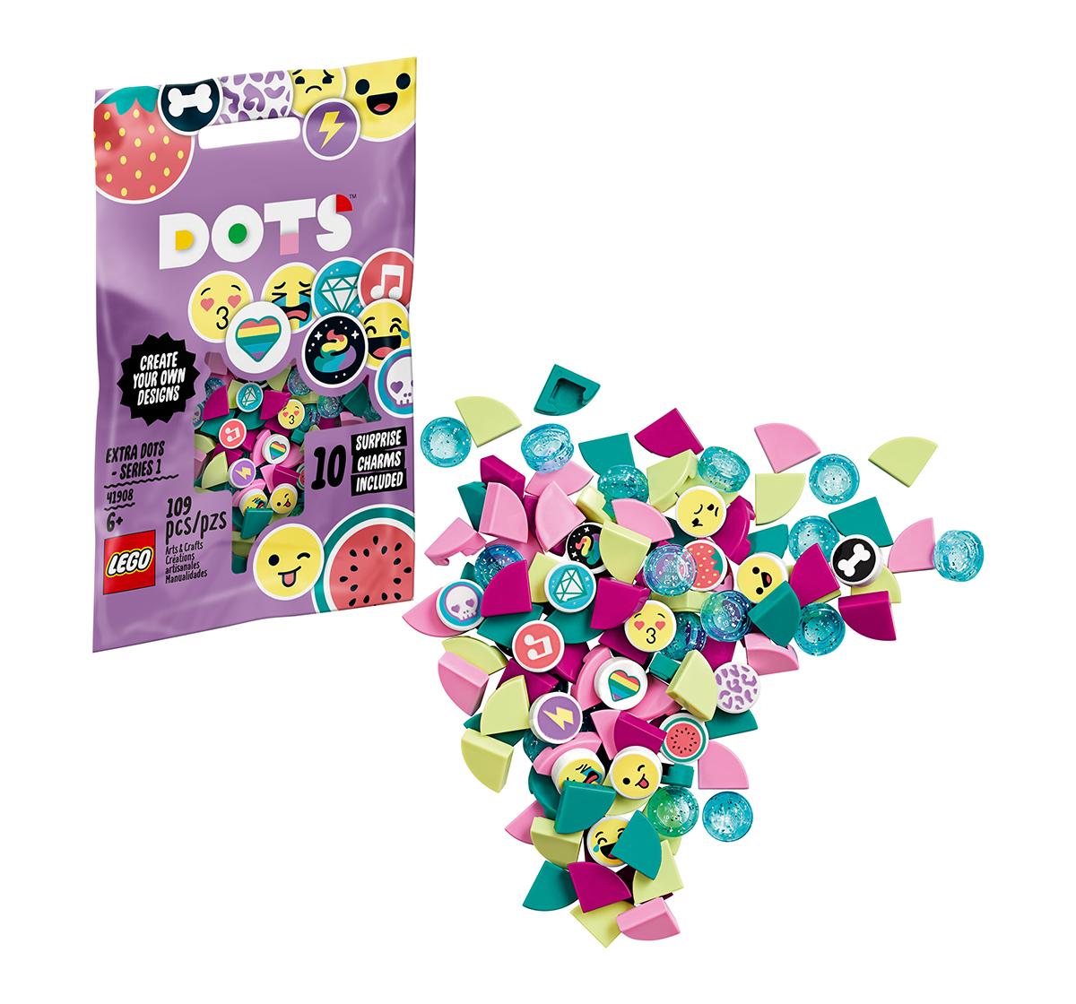 LEGO | LEGO 41908 EXTRA DOTS - Series 1  Lego Blocks for Girls age 6Y+