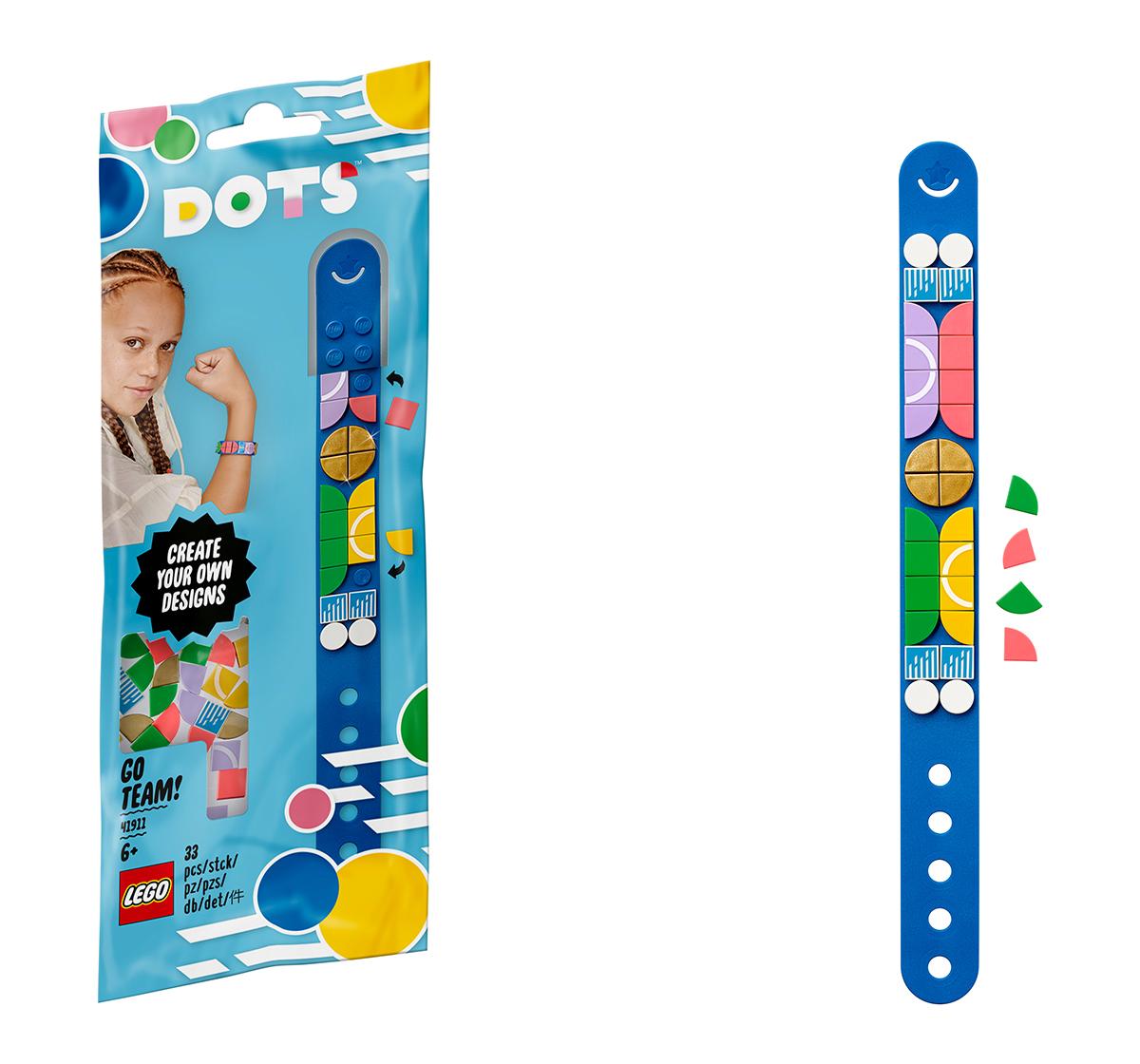 LEGO | LEGO 41911 Go Team! Bracelet Lego Blocks for Girls age 6Y+
