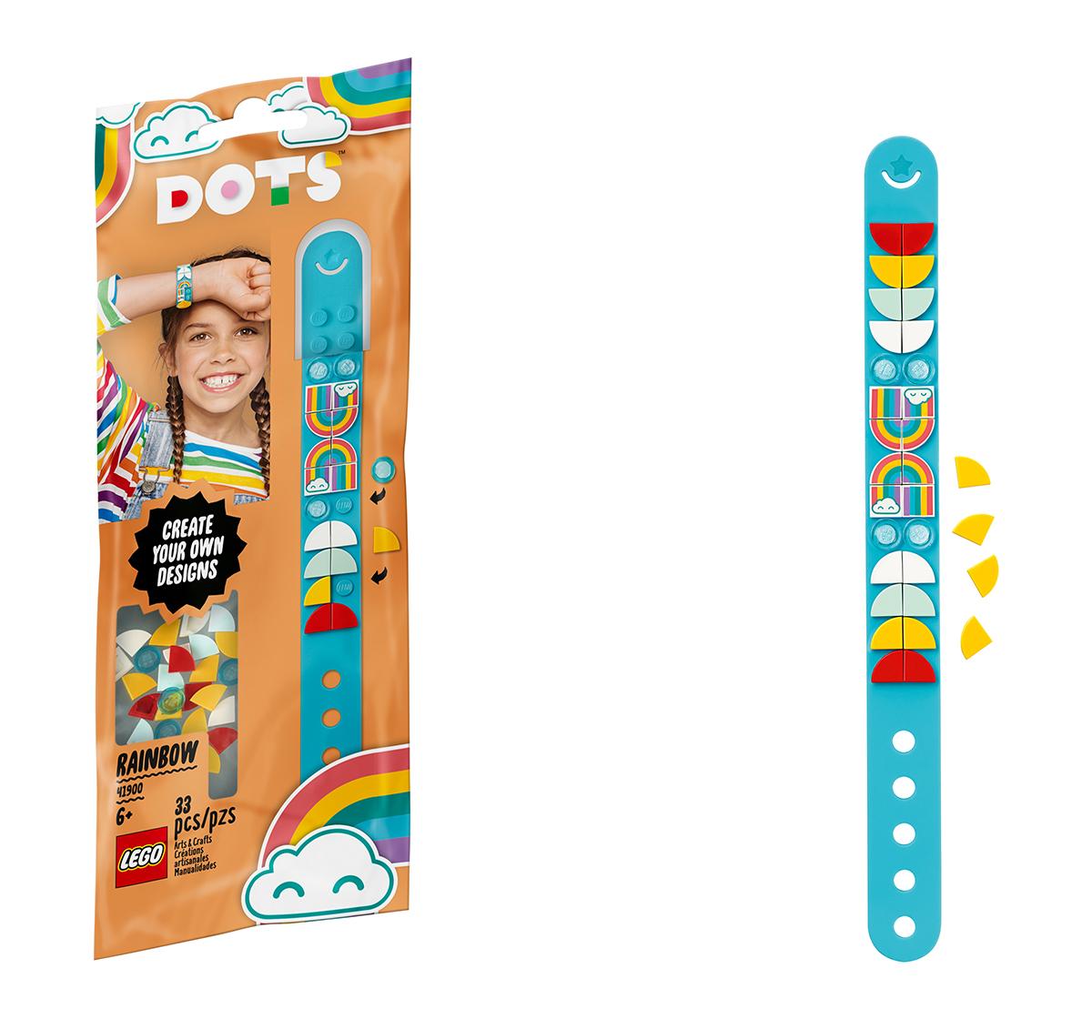 LEGO | LEGO 41900 Rainbow Bracelet Lego Blocks for Girls age 6Y+