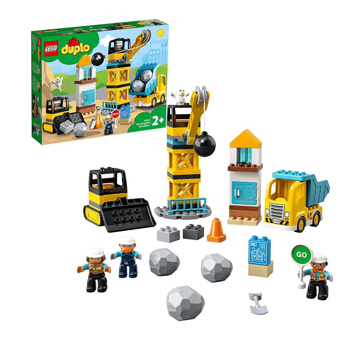 LEGO   LEGO 10932 Wrecking Ball Demolition Lego Blocks for Kids age 2Y+