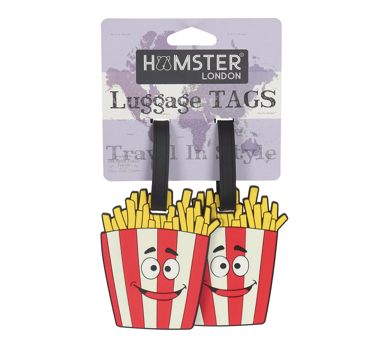 Hamster London | Hamster London Luggage Fries, 6Y+