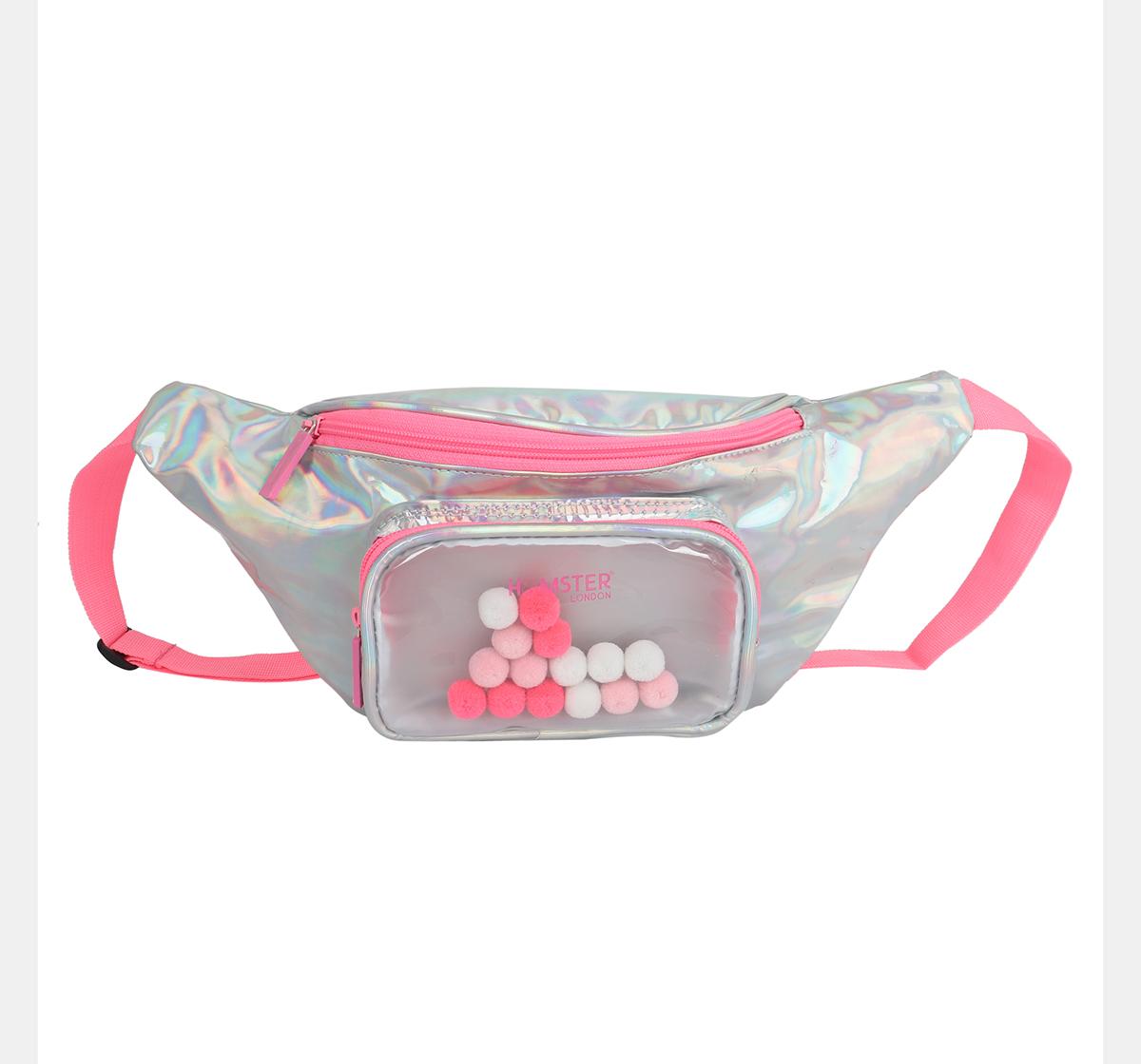 Hamster London   Hamster London Waist Bag Pink, 6Y+