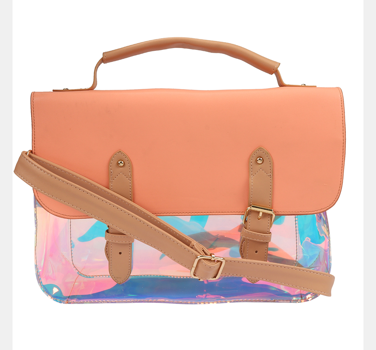 Hamster London | Hamster London Laptop Bag Orange, 8Y+