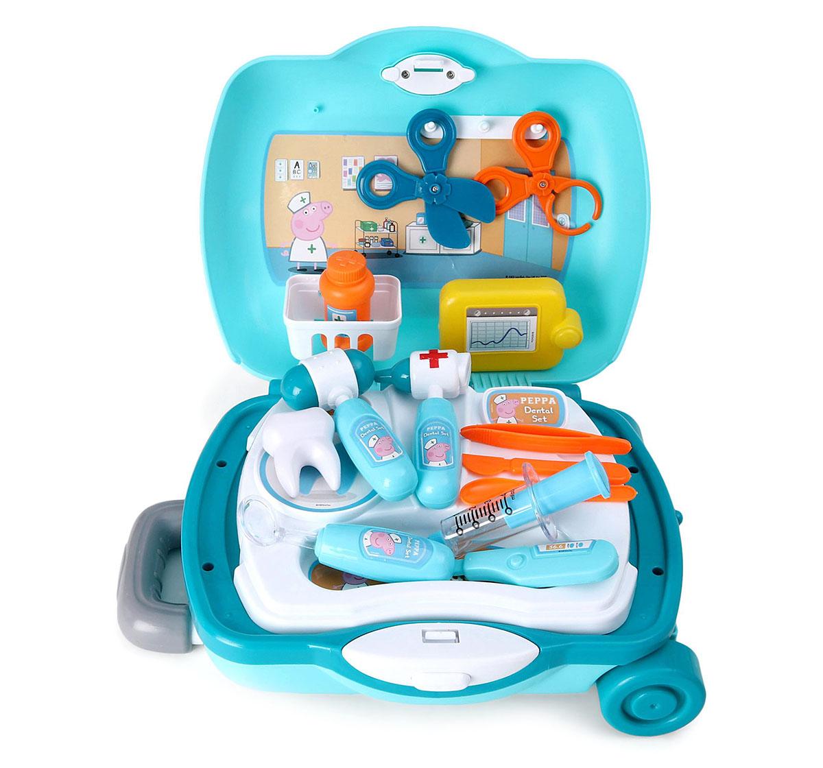Peppa Pig   Peppa Dental Set with Trolley for Girls age 3Y+