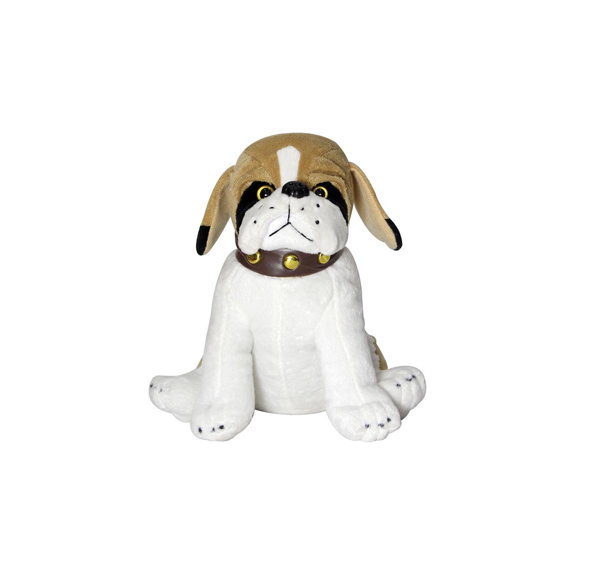 Soft Buddies | Soft Buddies Sitting Bulldog M, Unisex, 1Y+(Multicolour)