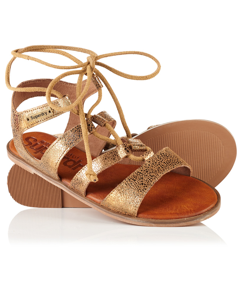 Superdry   SIENNA LACE UP SANDAL