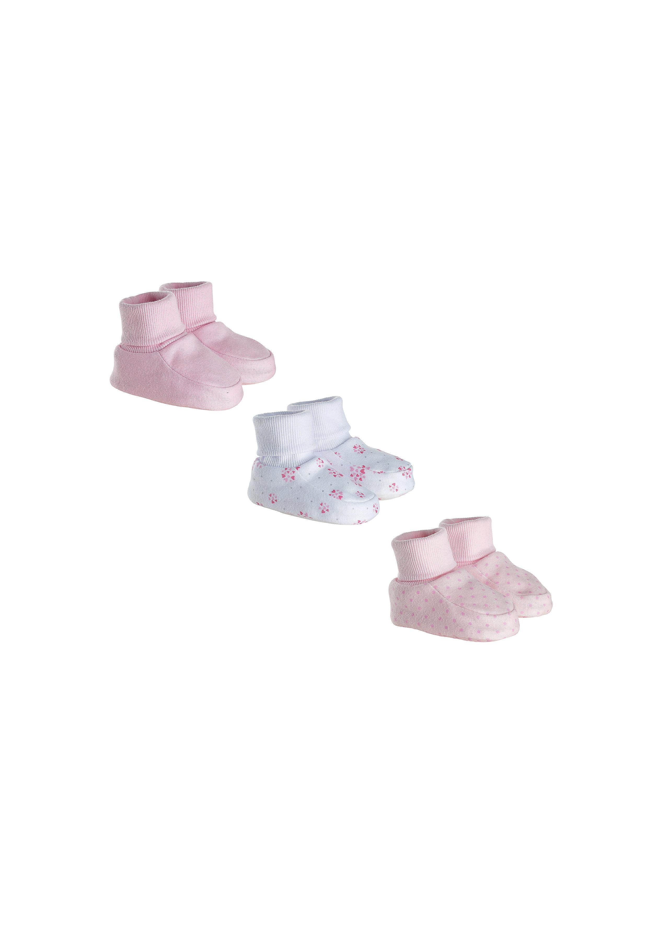 Mothercare | Girls Baggies - Pack Of 3