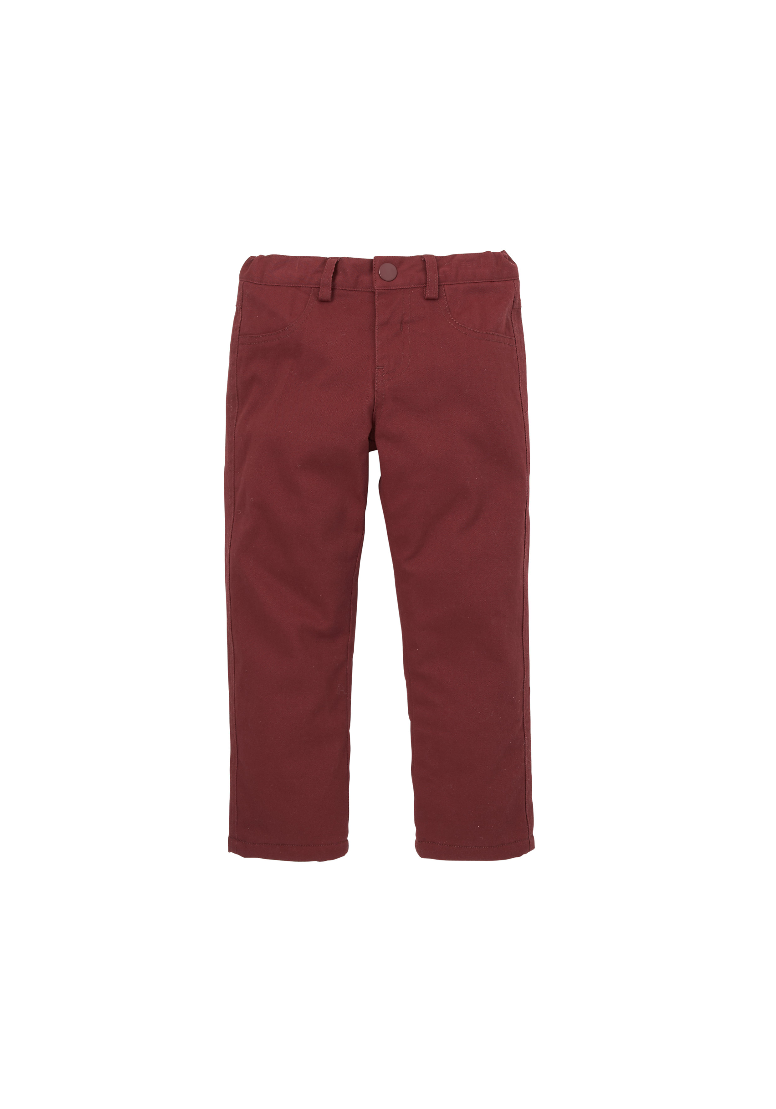 Mothercare | Girls Trousers - Burgundy