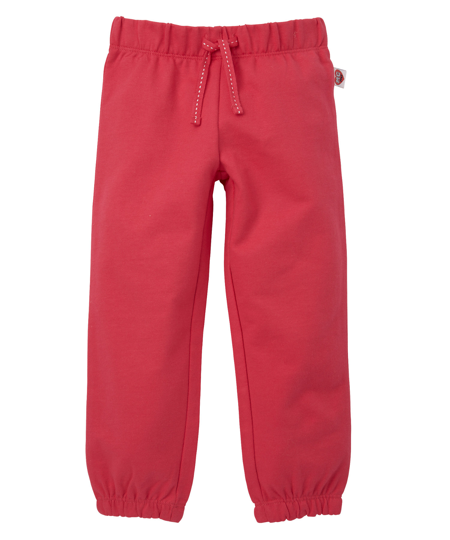 Mothercare   Girls Joggers Cuffed - Pink