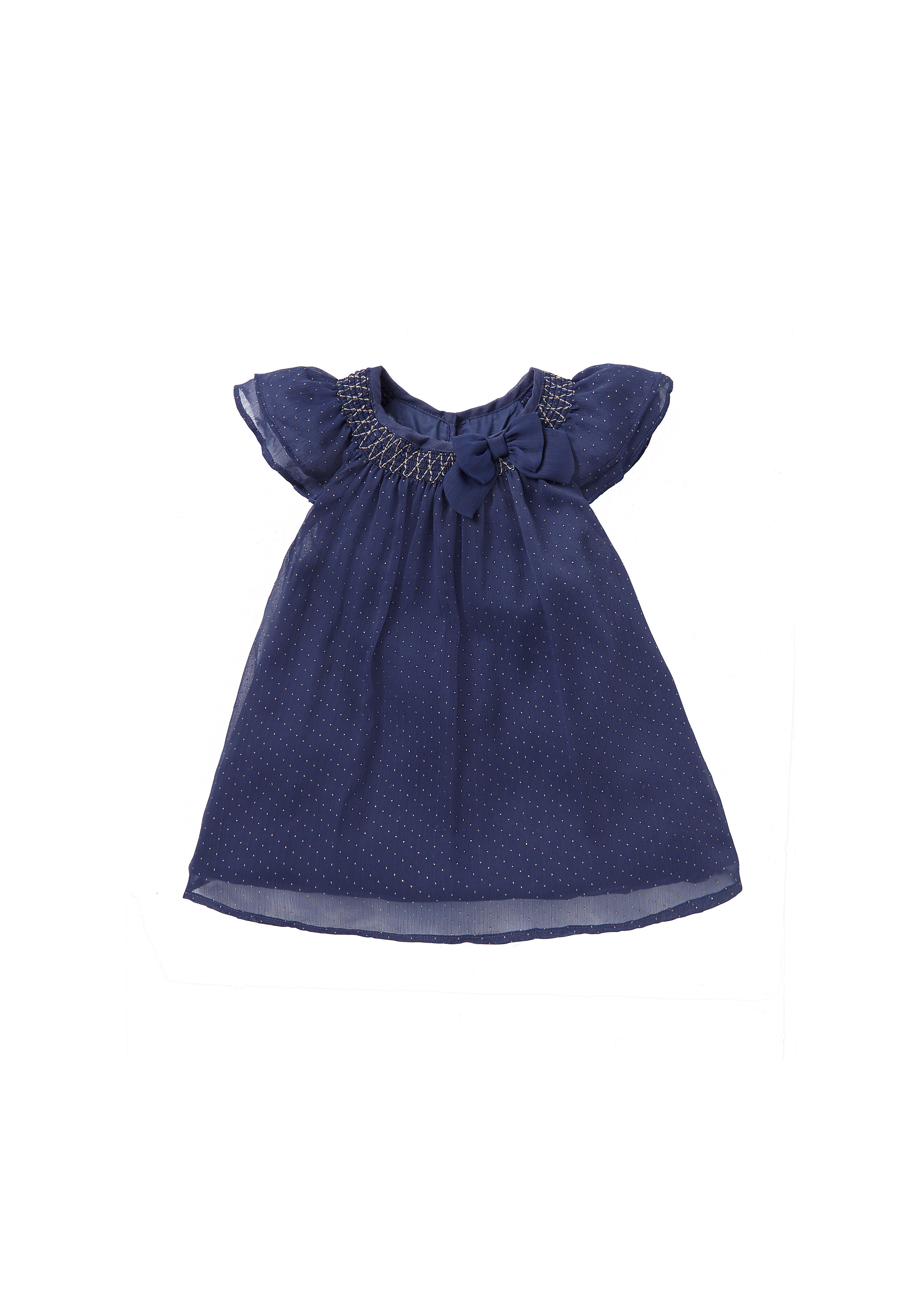 Mothercare | Girls Navy Tunic - Navy