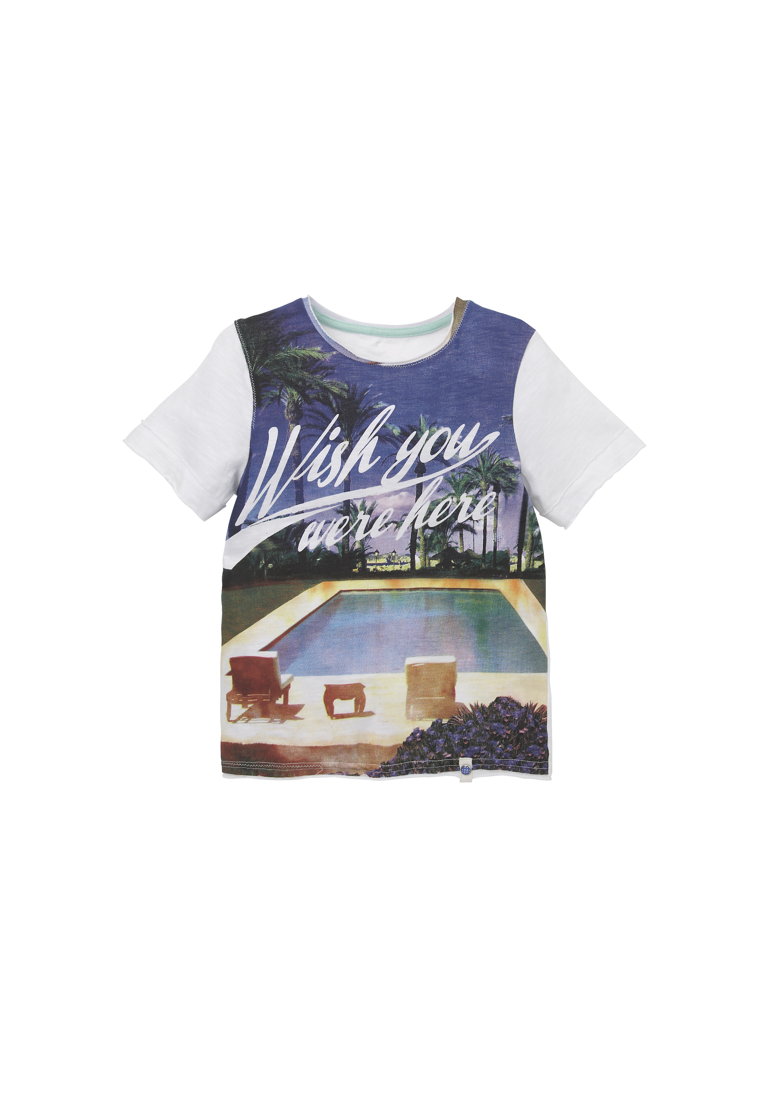 Mothercare | Boys Photographic T-Shirt  - Multicolor