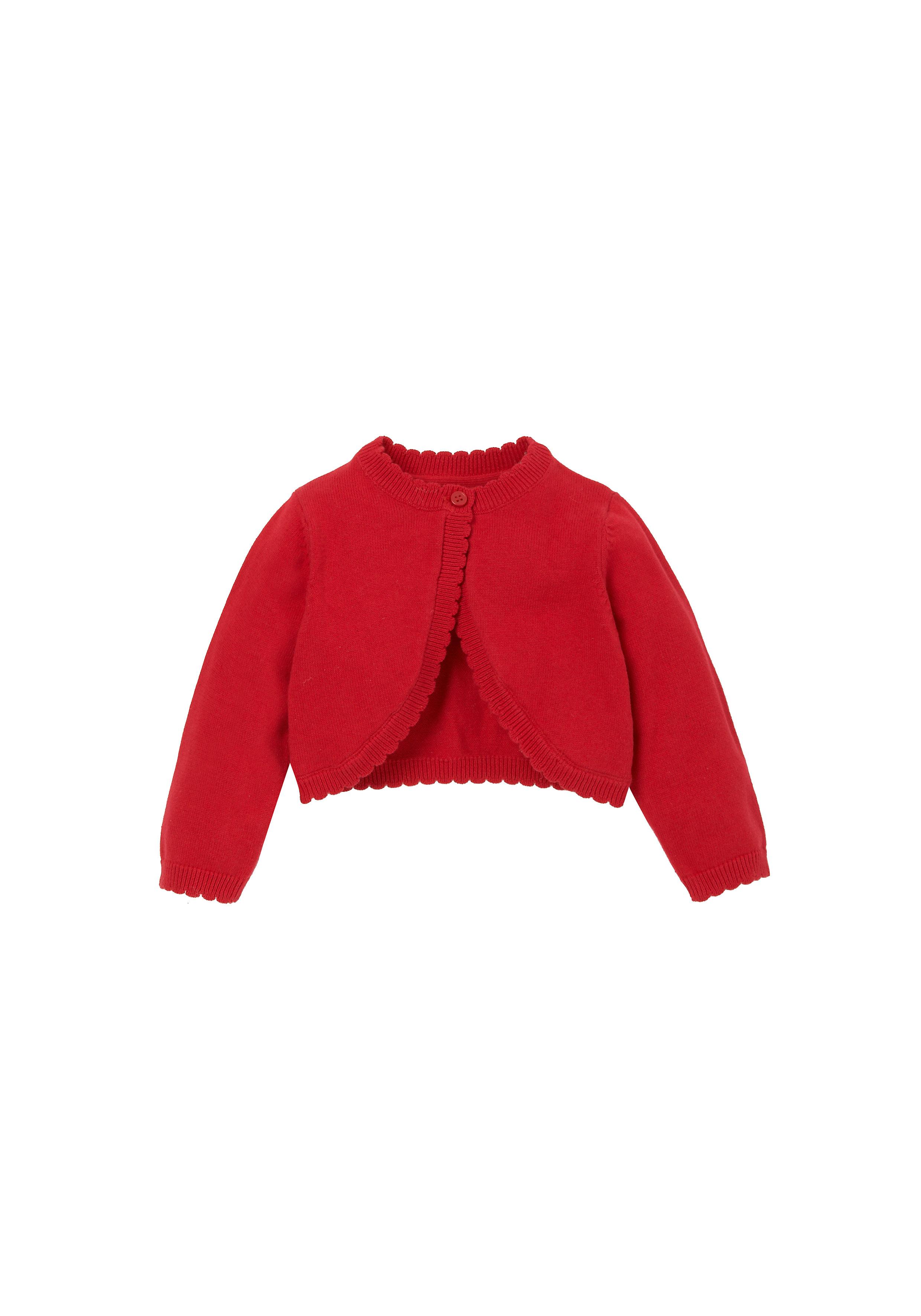 Mothercare | Girls Bolero - Red