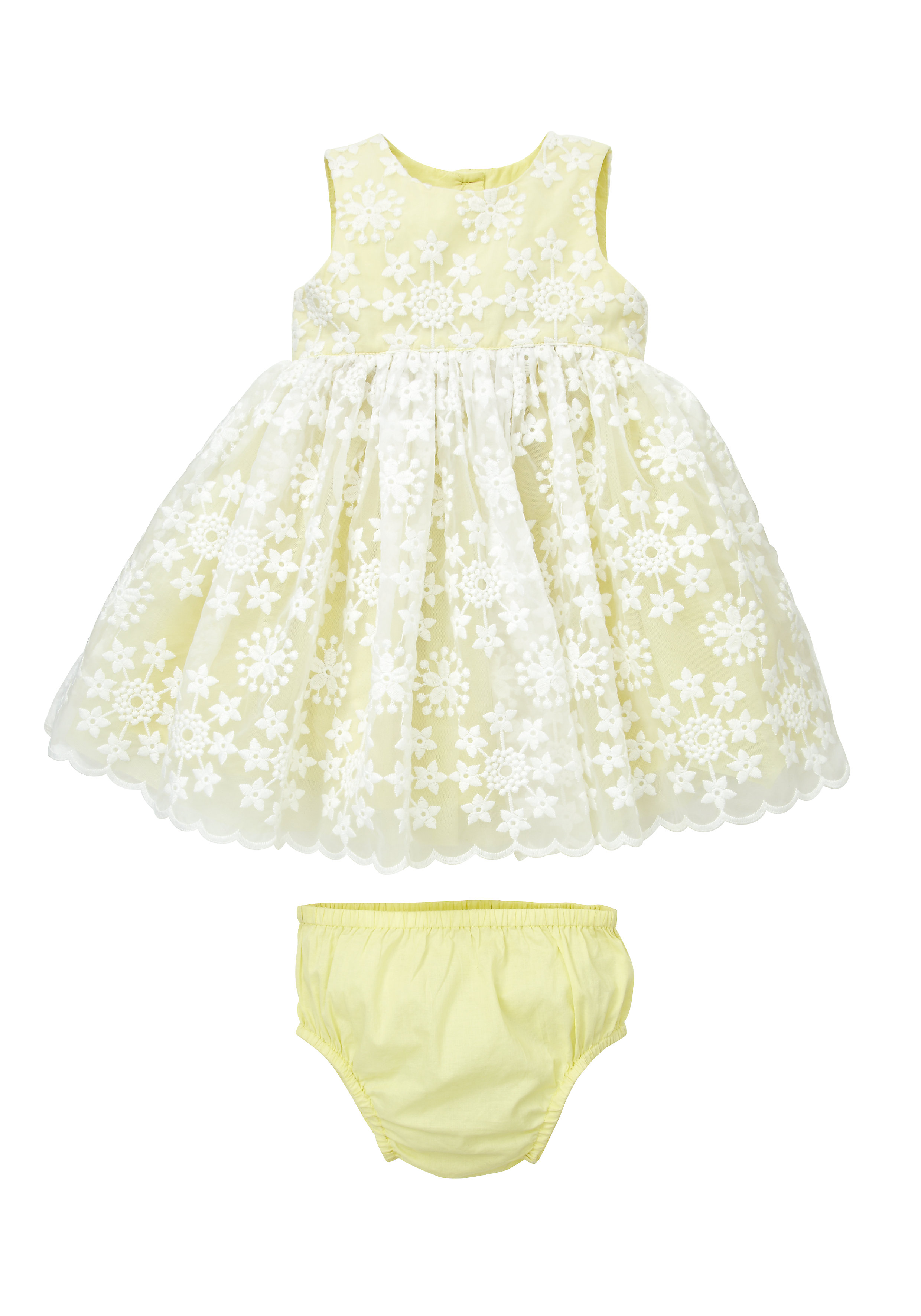 Mothercare   Girls Lace Dress