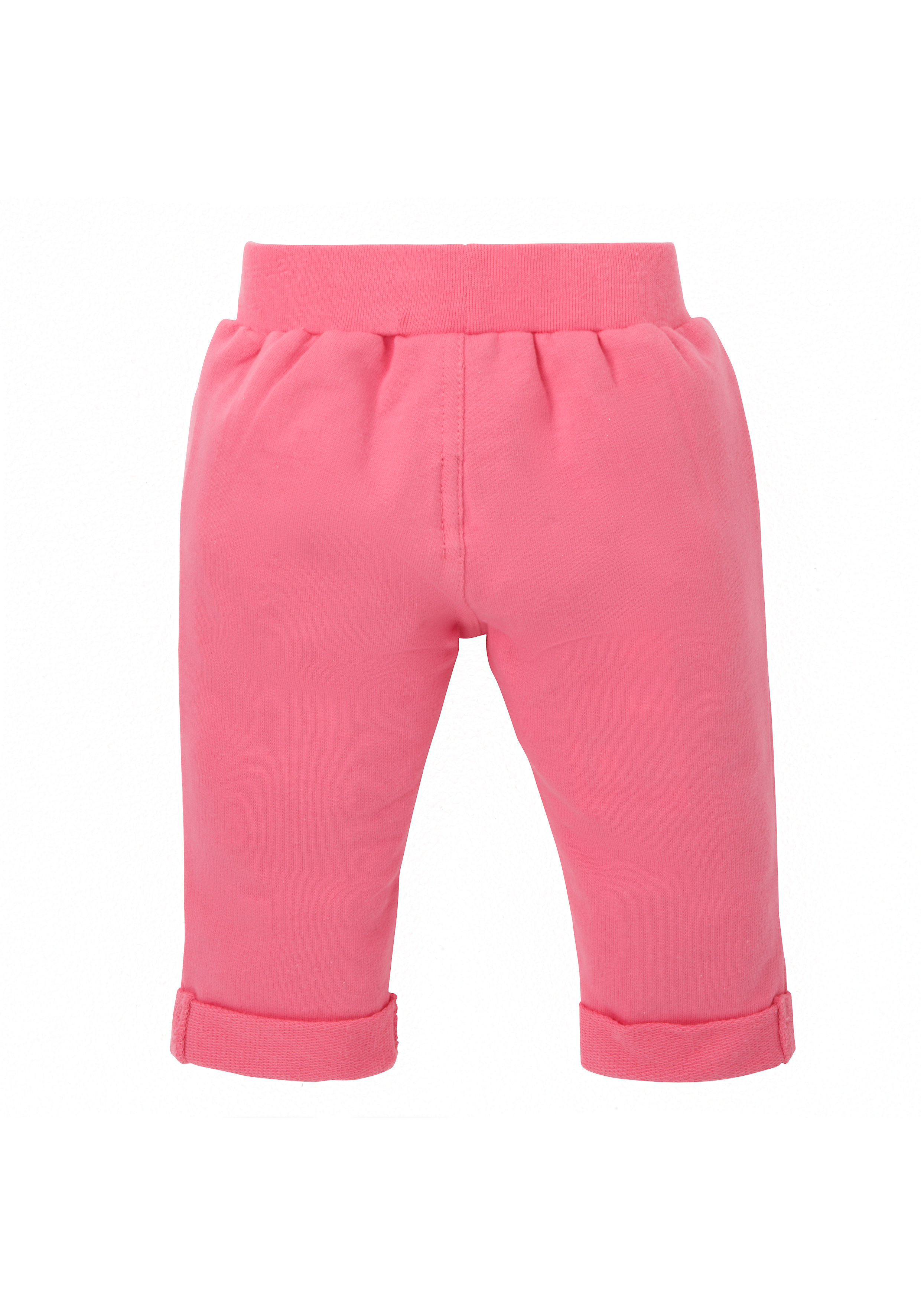 Mothercare | Girls Loopback Joggers - Pink