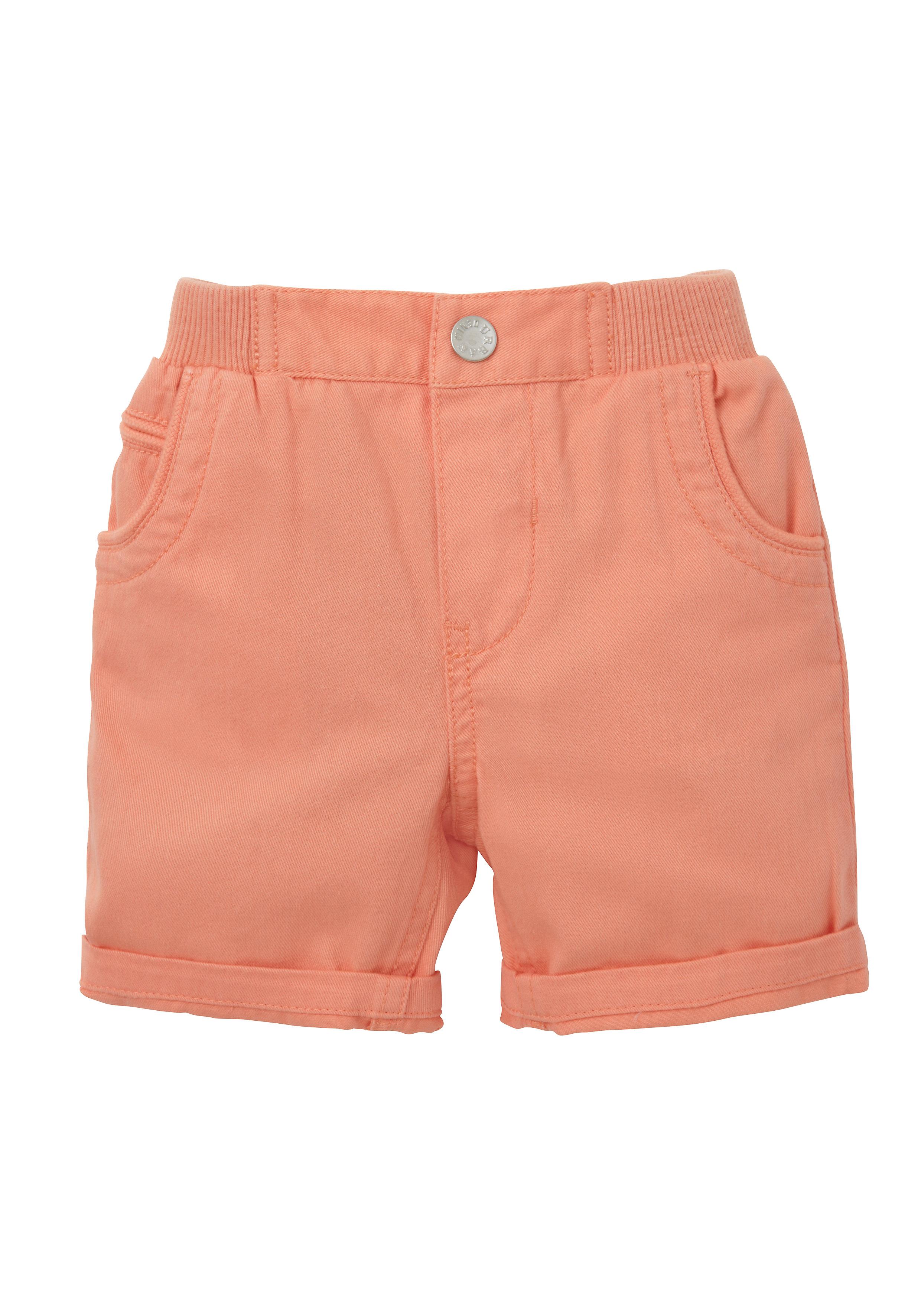 Mothercare | Orange Boys Orange Chino Shorts