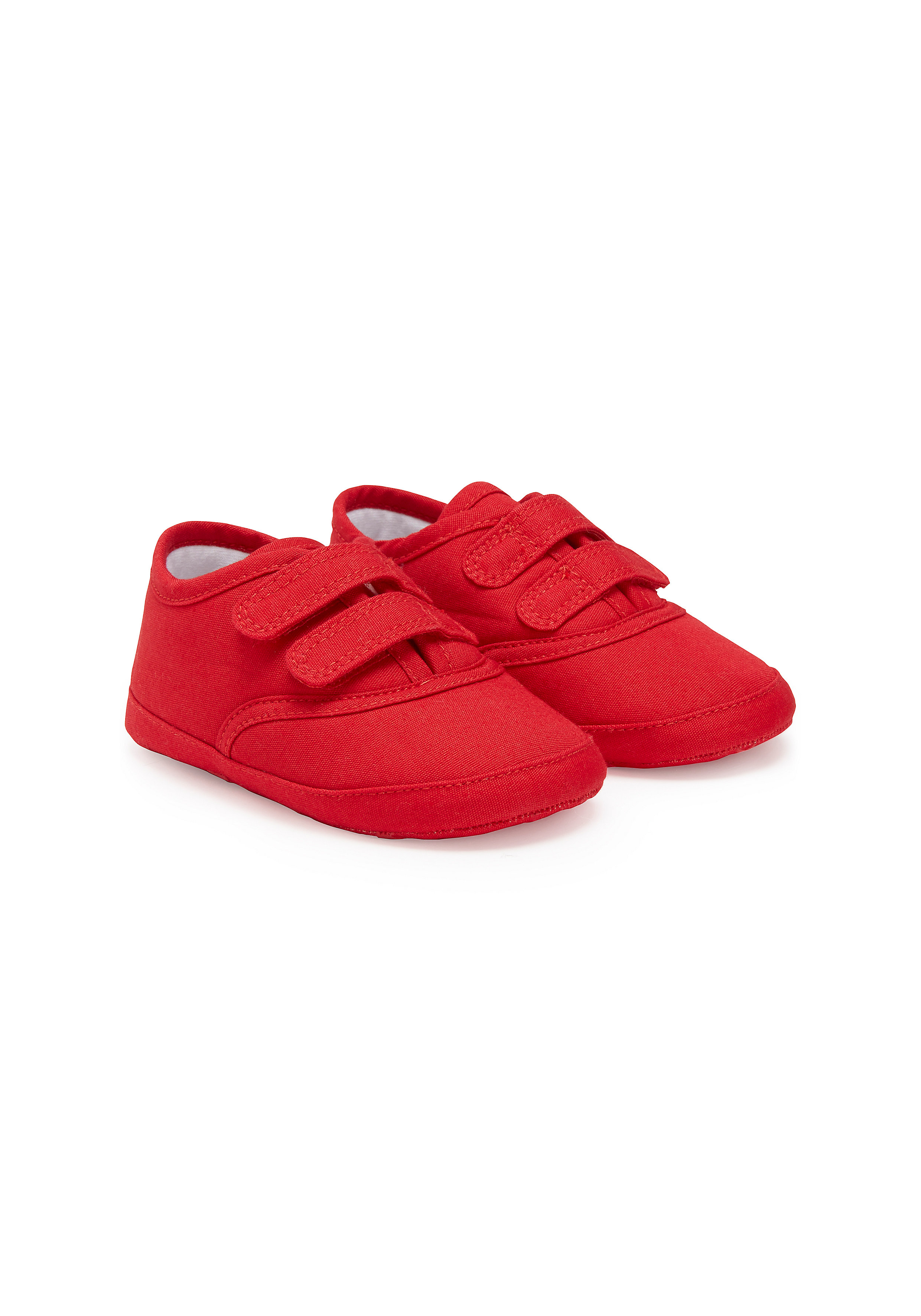 Mothercare | Boys Pram Shoes - Red