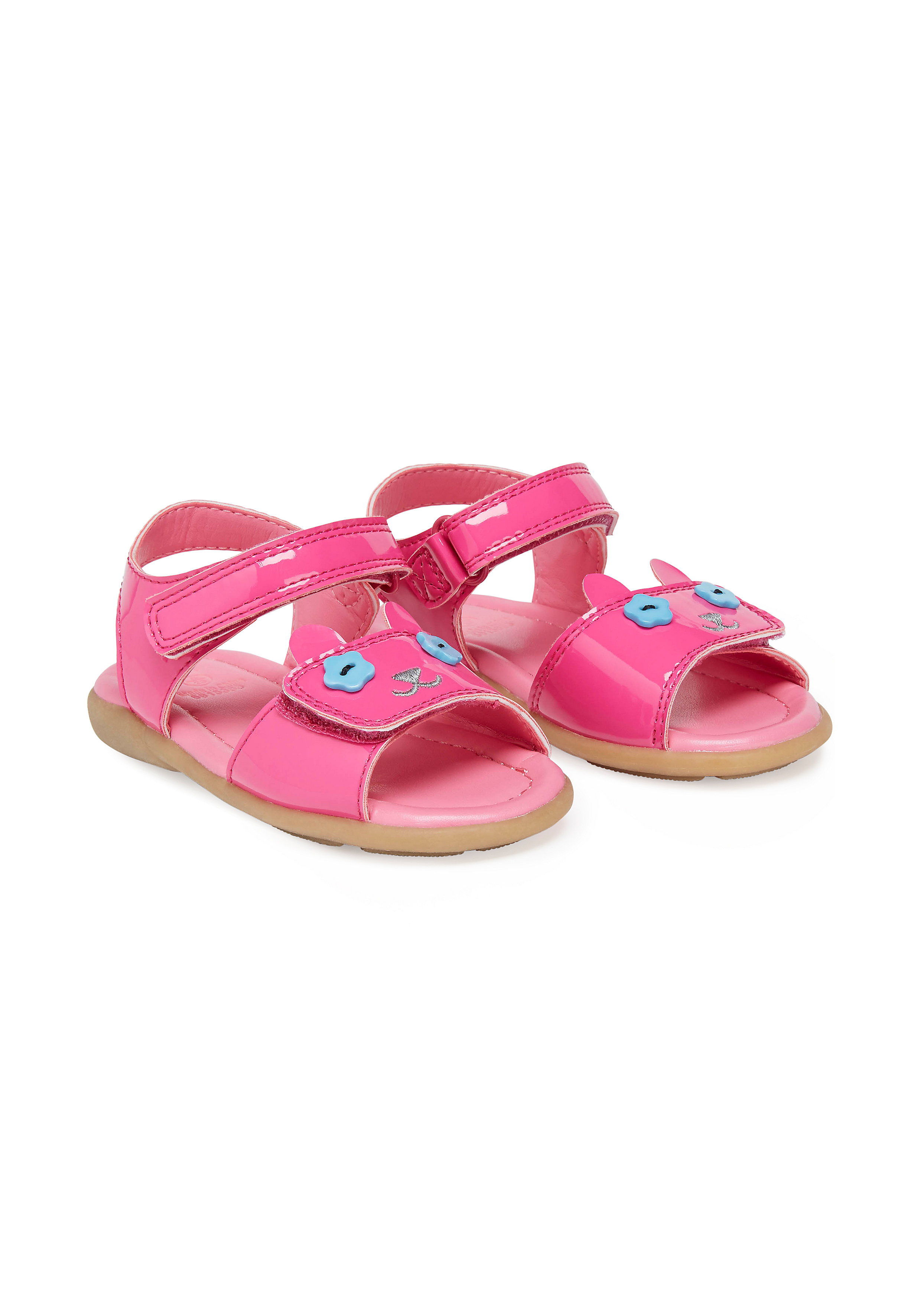 Mothercare | Girls Cat Sandals