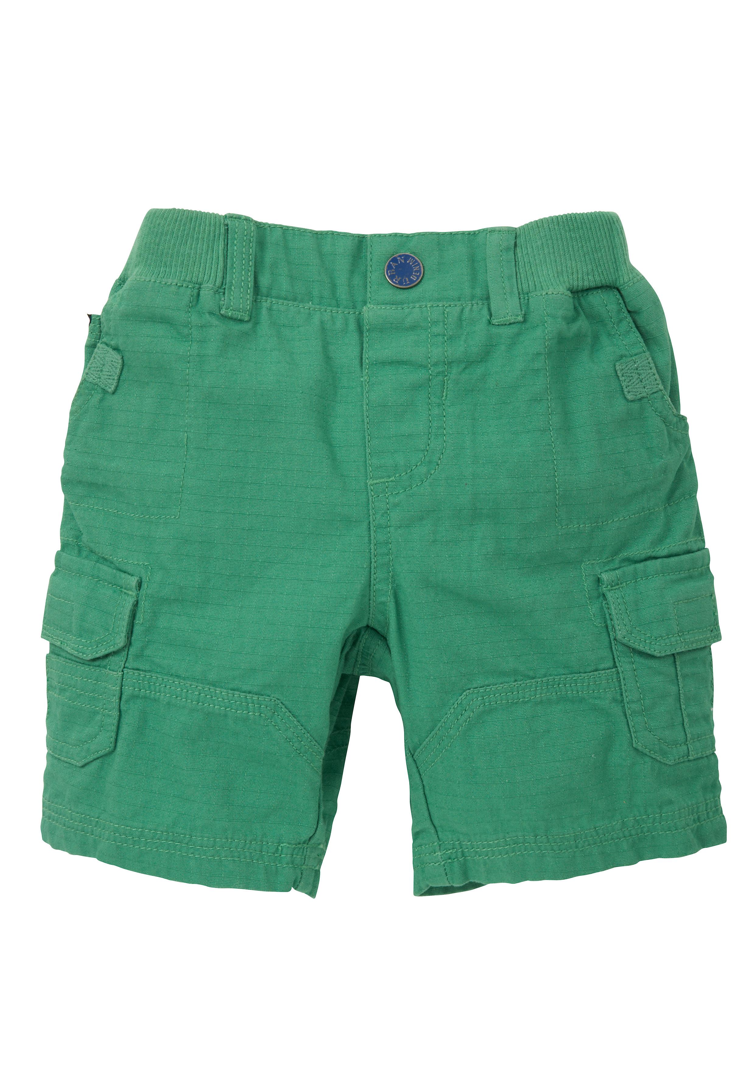 Mothercare | Green Boys Green Cargo Shorts