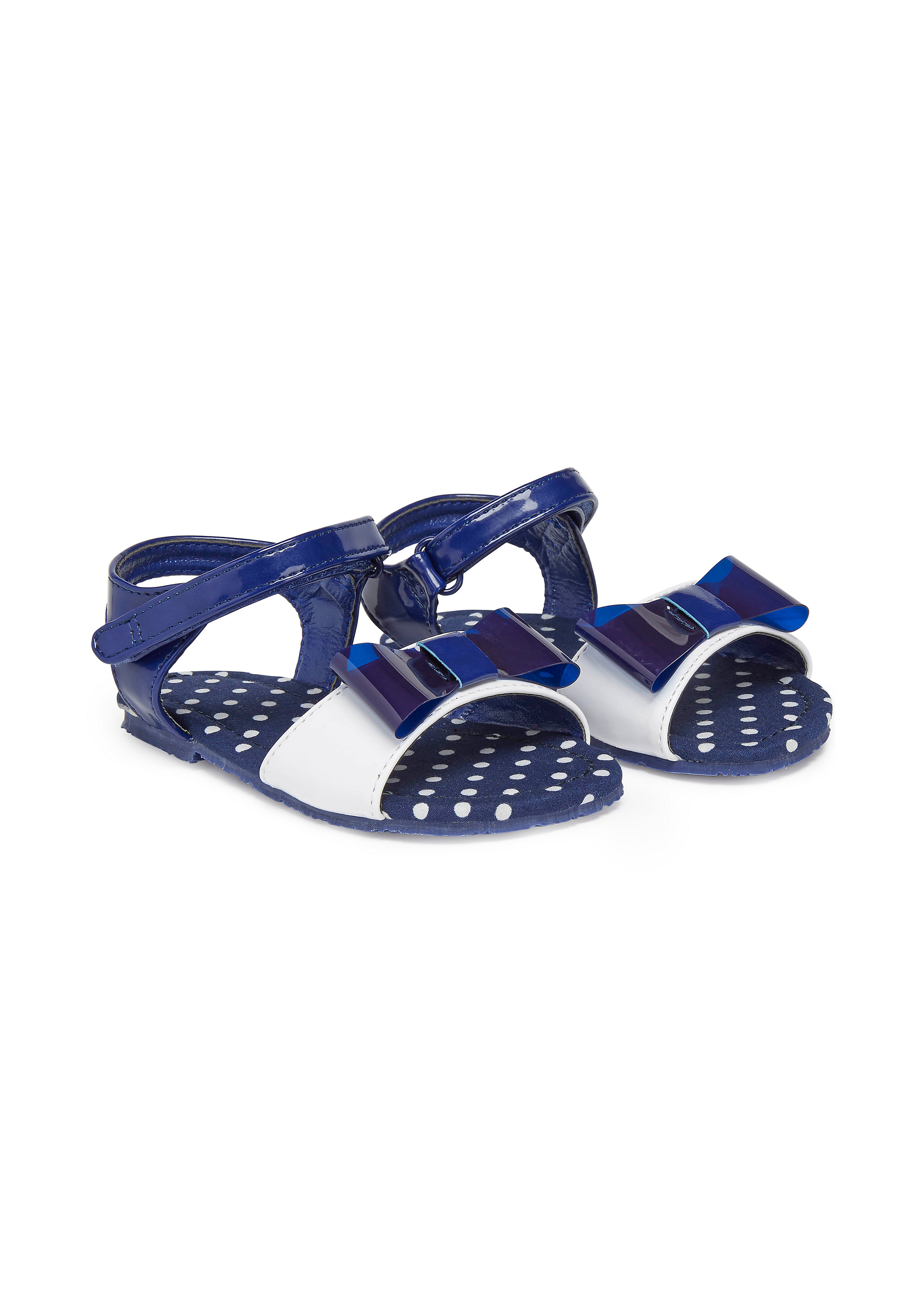 Mothercare   Girls Sandals - White