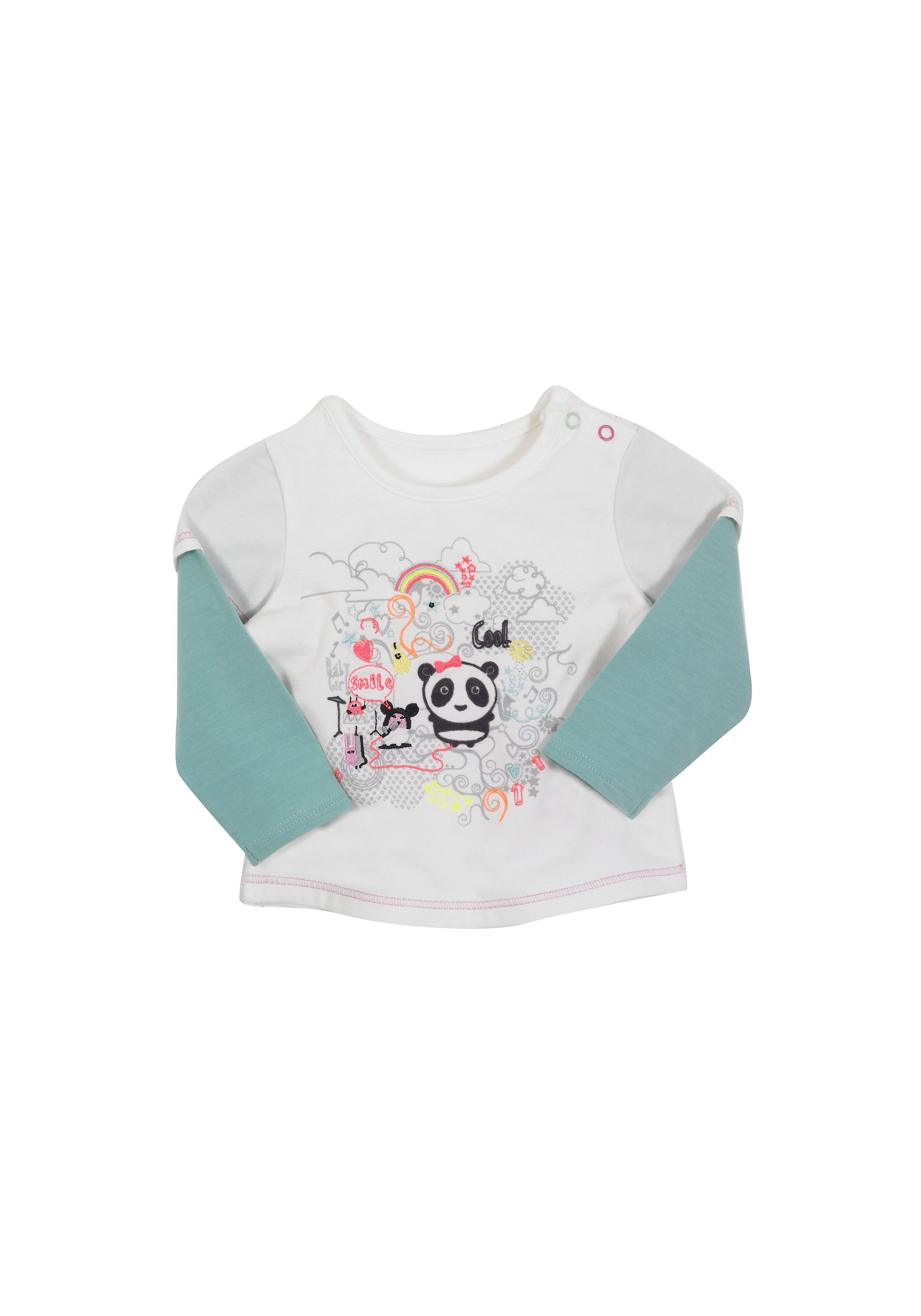 Mothercare | Girls Sleeveless Swim Suit Polka Dot Print - Red