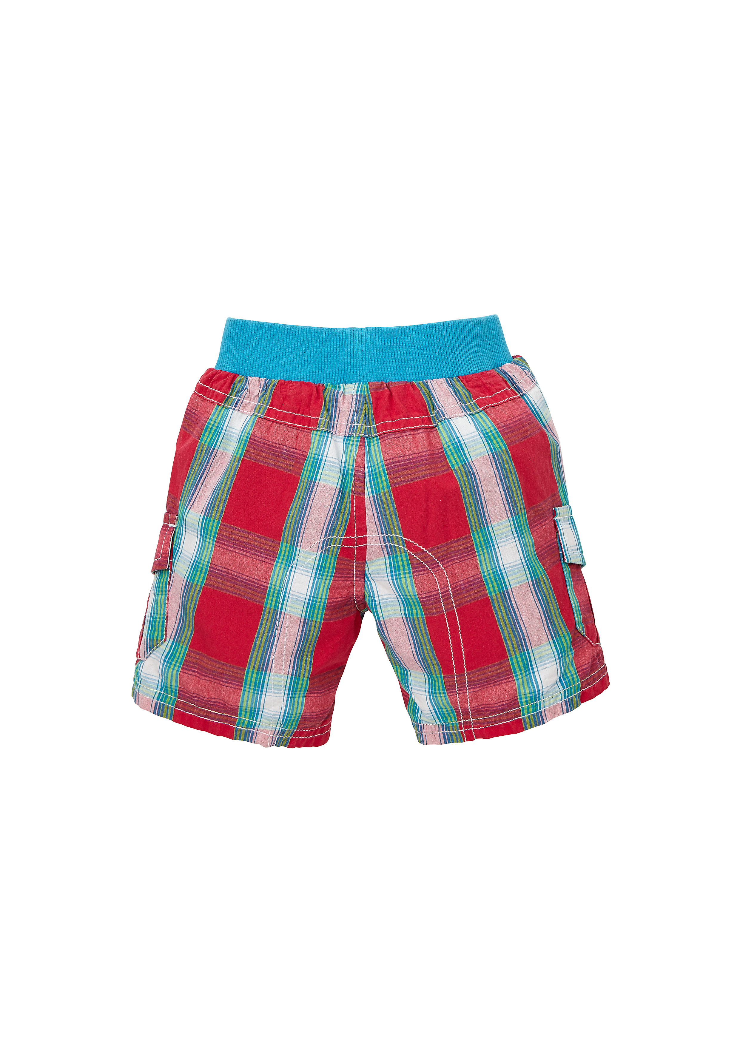 Mothercare | Boys Checked Shorts - Multicolor