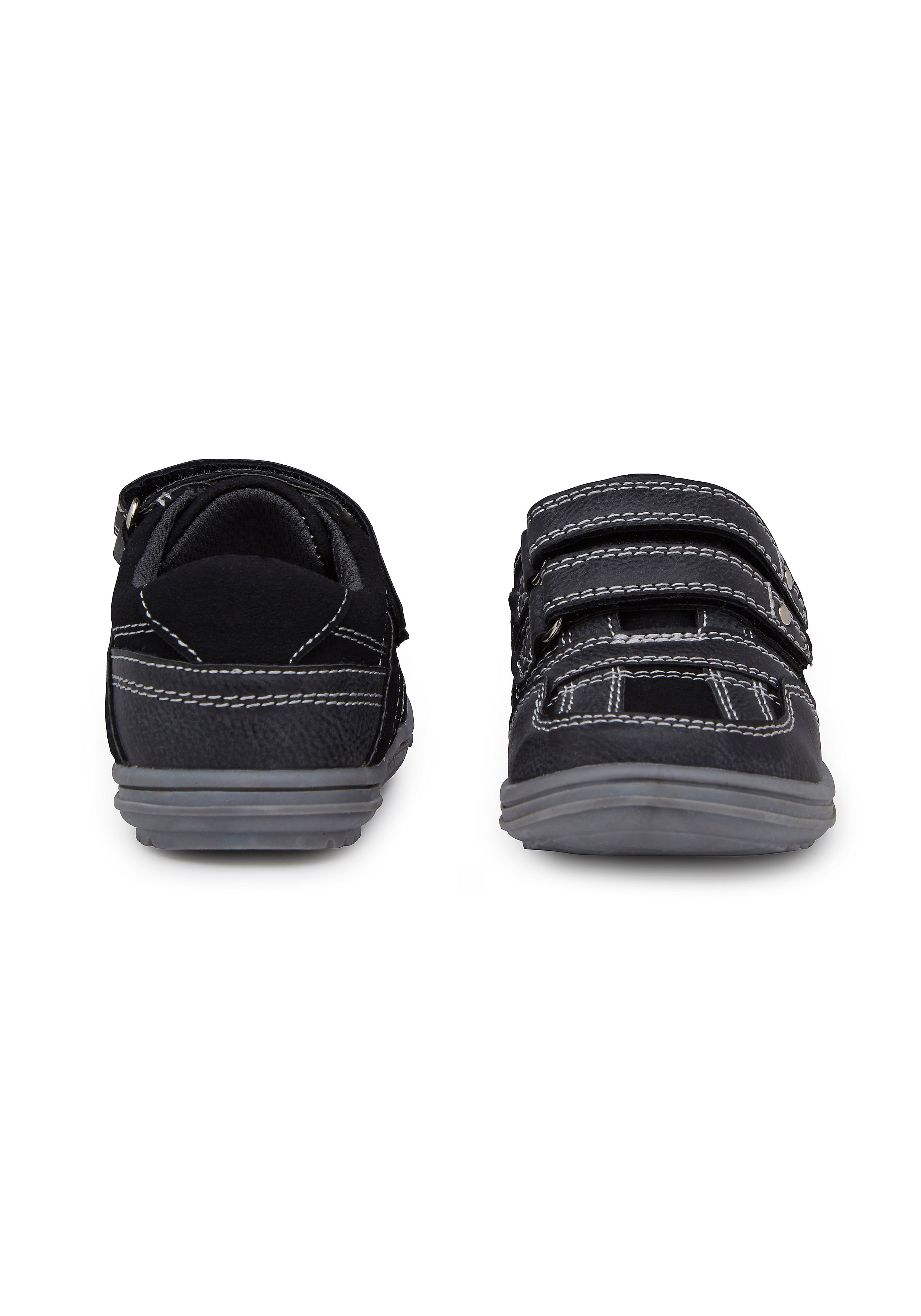 Mothercare | Boys First Walker Trainers - Black