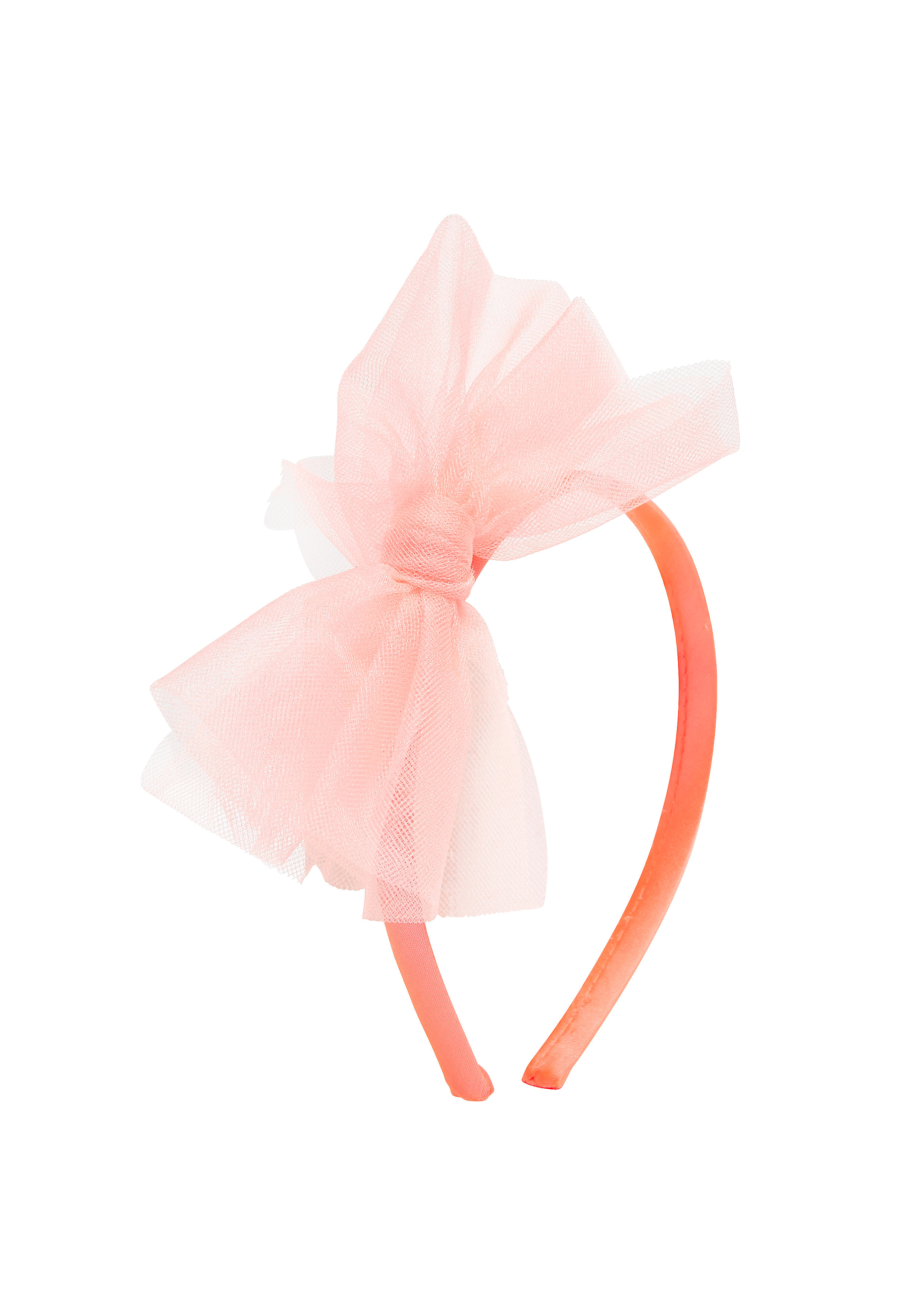 Mothercare | Girls Hairband Bow Detail - Pink