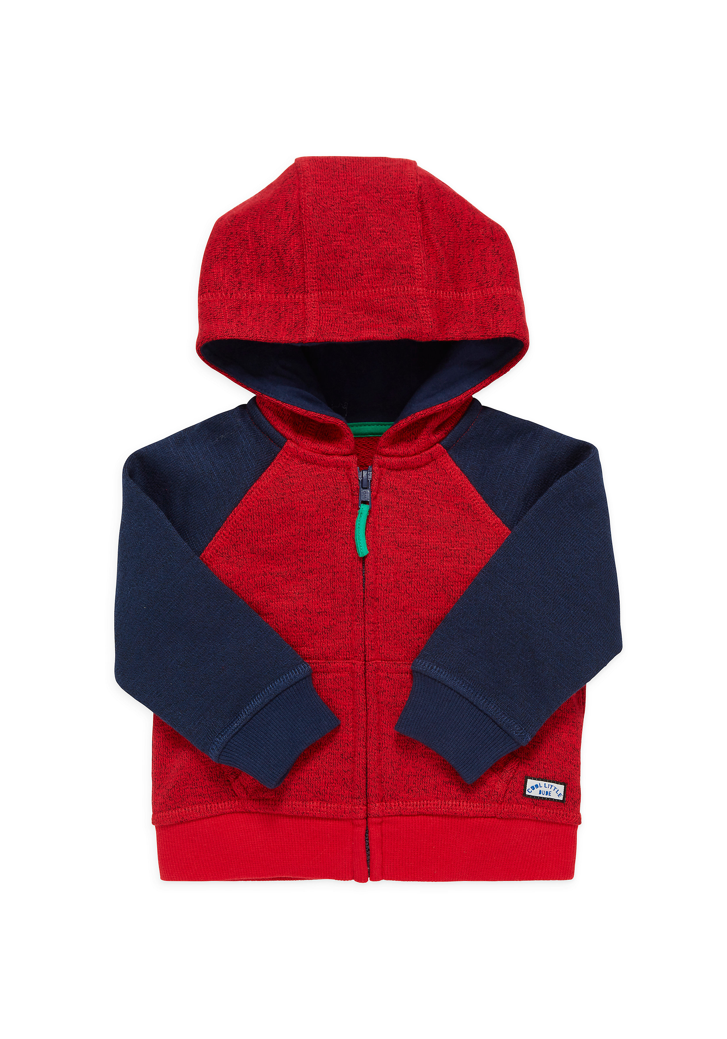 Mothercare | Boys Hoodie  - Red