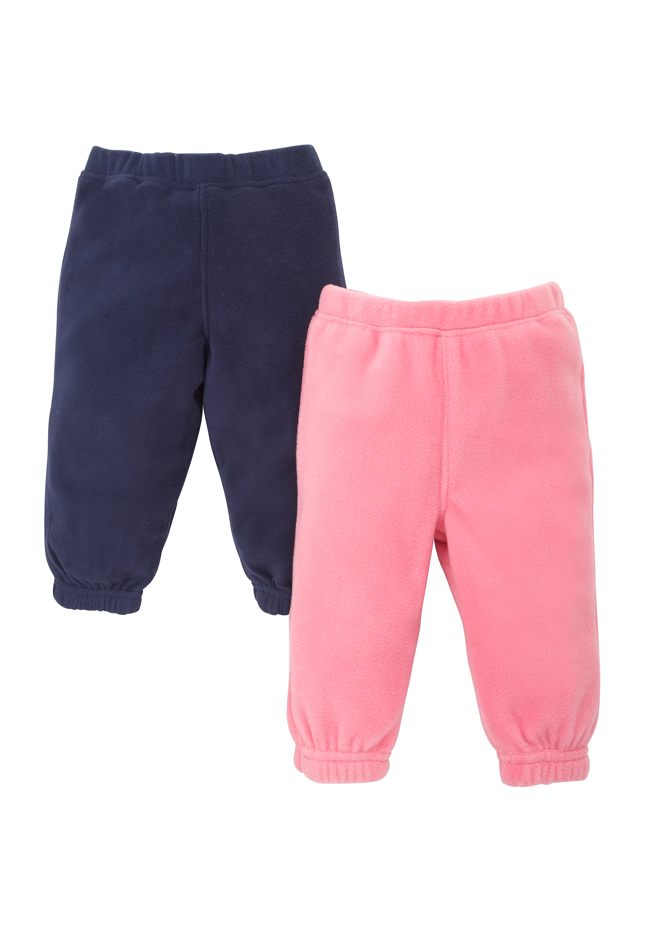 Mothercare | Girls Joggers - Pack of 2 - Multicolor