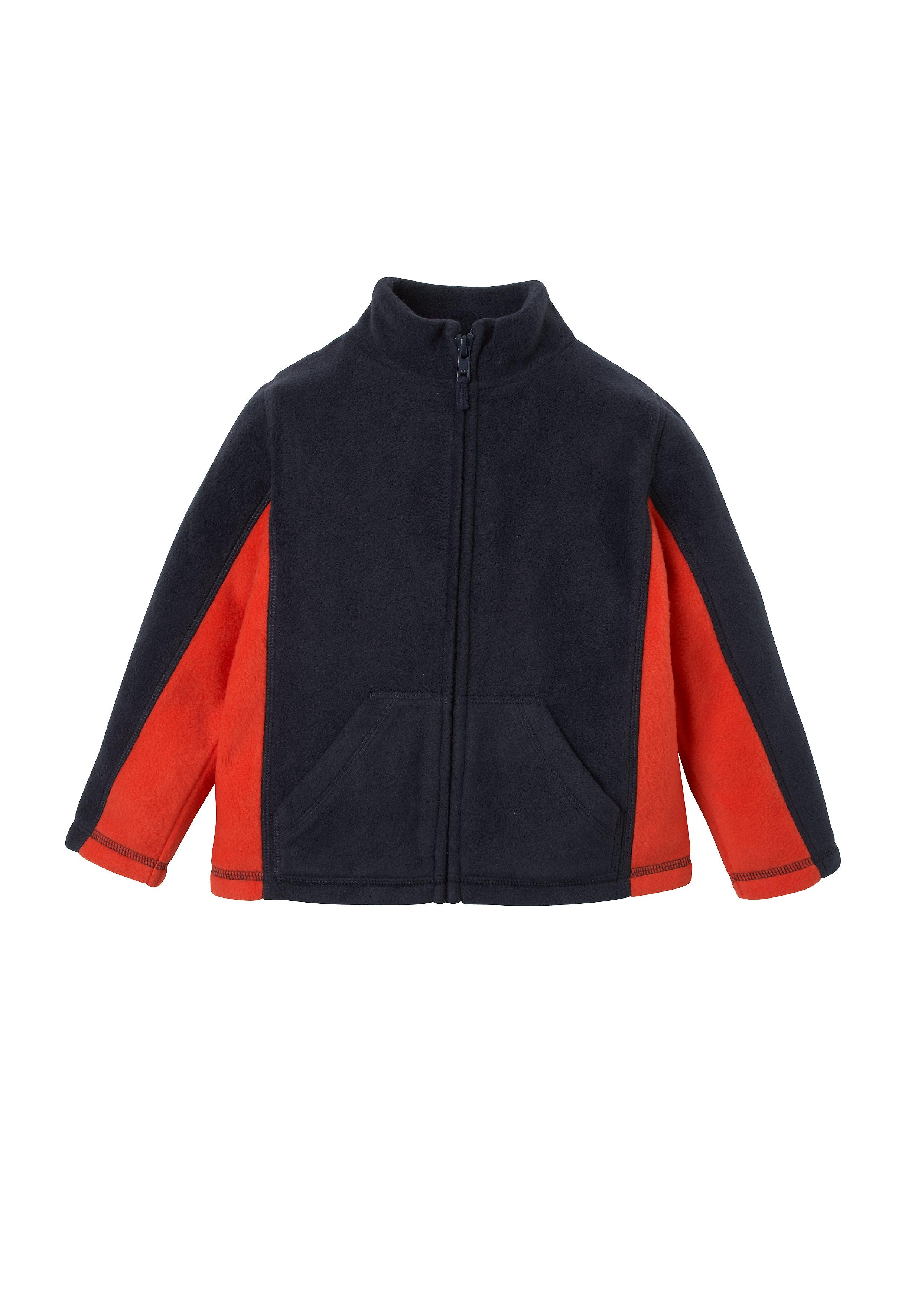 Mothercare | Boys Full Sleeves Sweatshirts Fleece - Navy